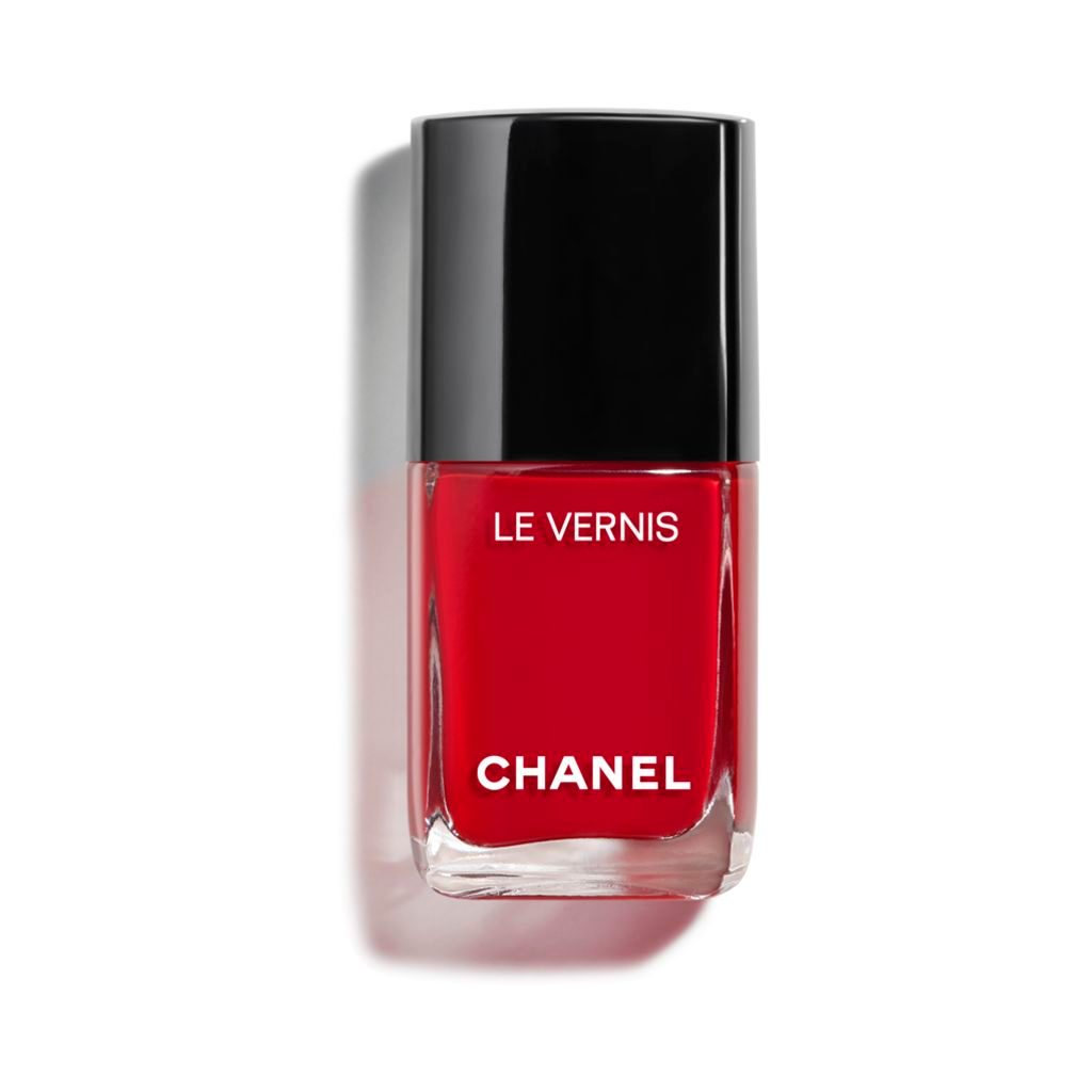 LE VERNIS LONGWEAR NAIL COLOUR 500 - ROUGE ESSENTIEL