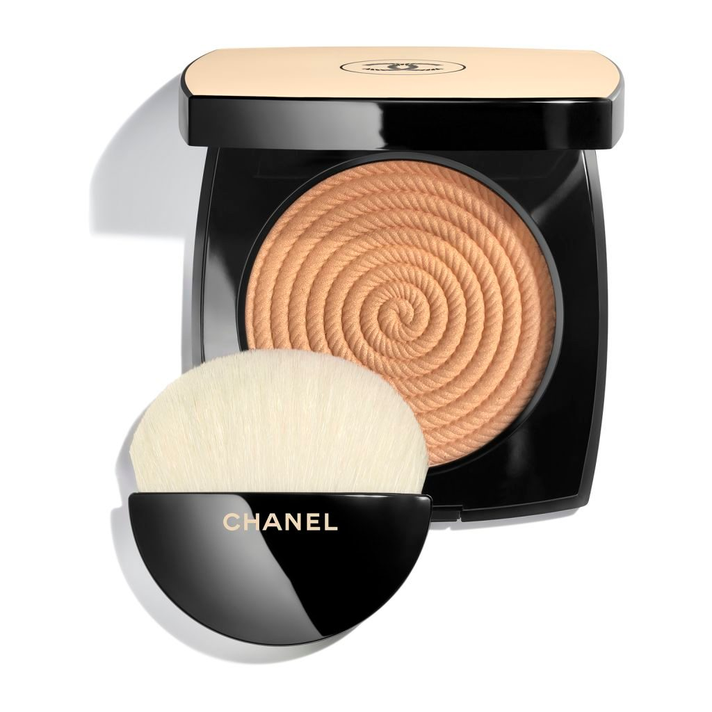 LES BEIGES HEALTHY GLOW ILLUMINATING POWDER EXCLUSIVE CREATION HEALTHY GLOW HIGHLIGHTING POWDER SAND