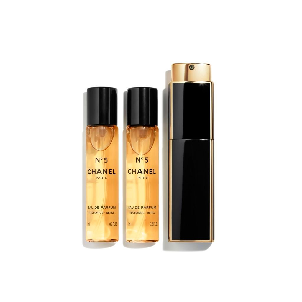 N°5 EAU DE PARFUM MINI TWIST AND SPRAY 3x7ml