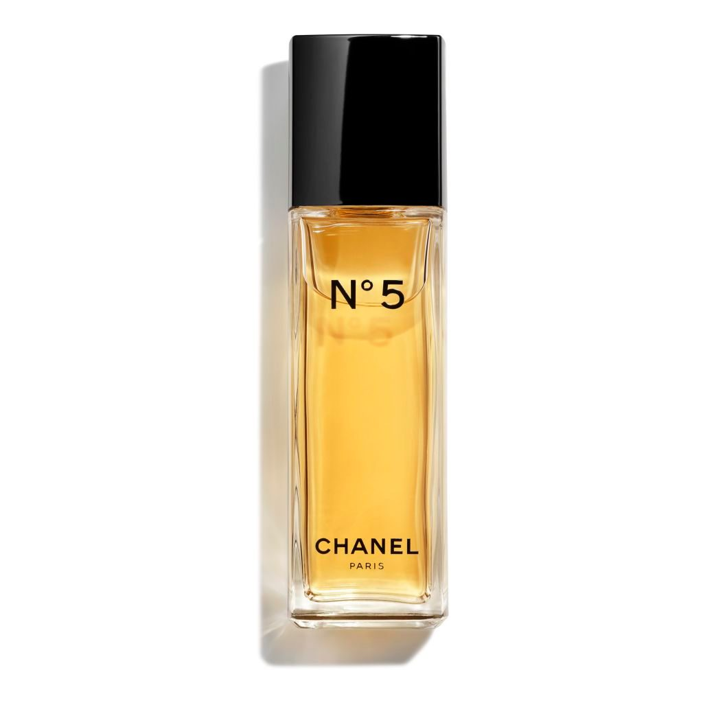 N°5 EAU DE TOILETTE SPRAY 100ml