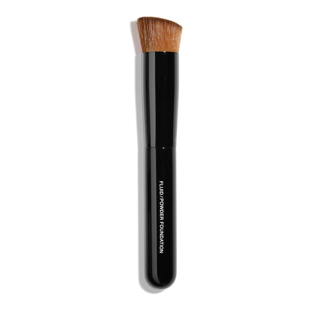 PINCEAU TEINT 2 EN 1 FLUIDE ET POUDRE 2-IN-1 FOUNDATION BRUSH FLUID AND POWDER 1pce