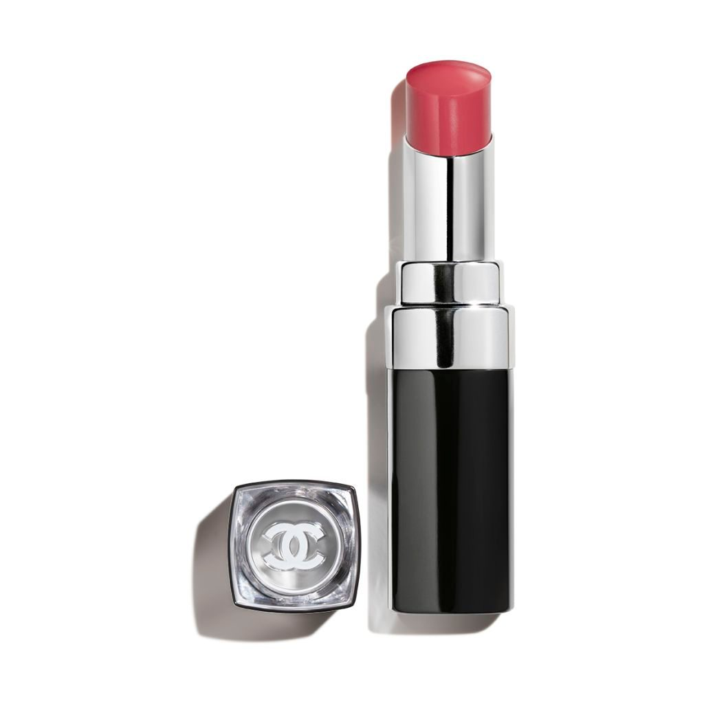 ROUGE COCO BLOOM HYDRATING AND PLUMPING LIPSTICK. INTENSE, LONG-LASTING COLOUR AND SHINE 124 - MERVEILLE