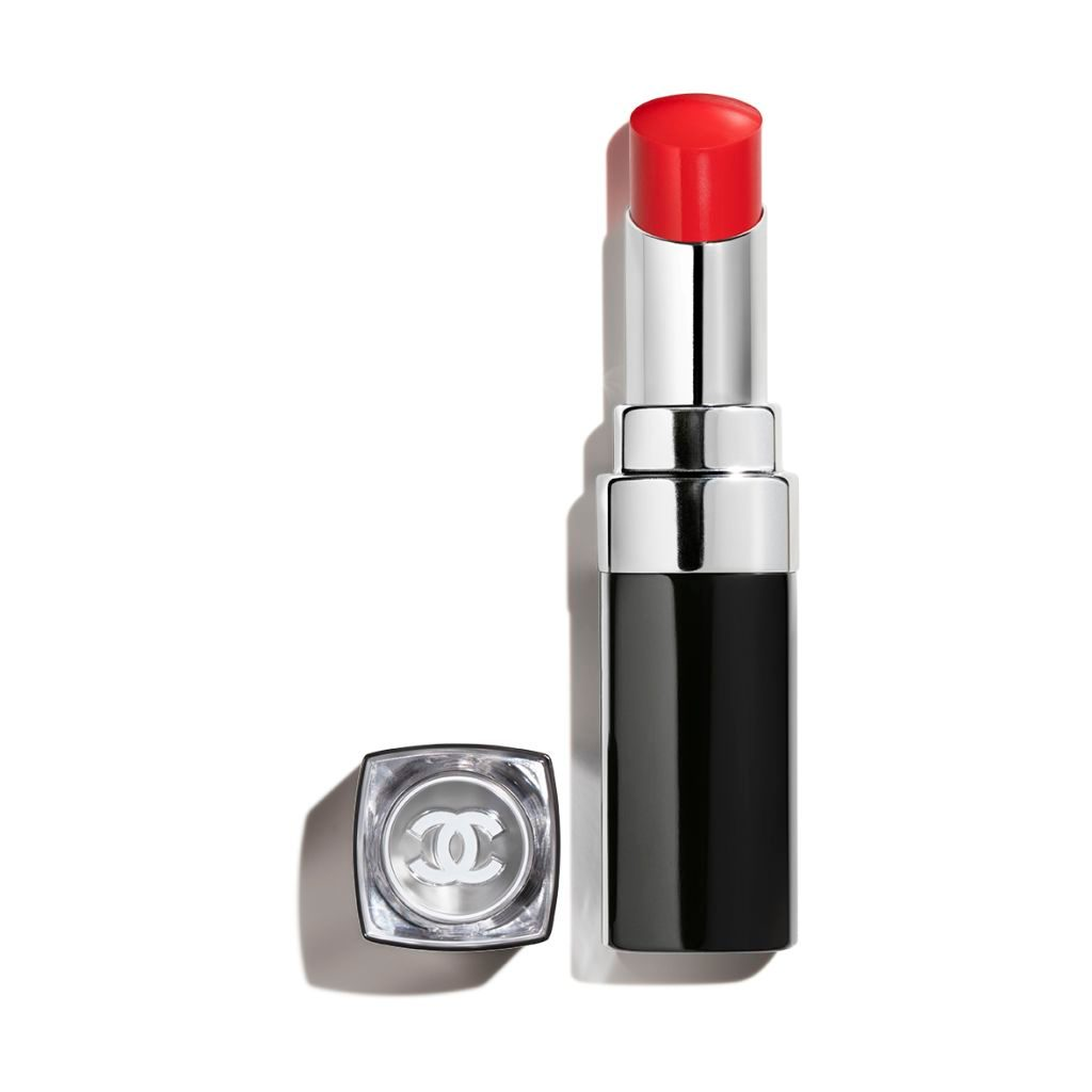ROUGE COCO BLOOM HYDRATING AND PLUMPING LIPSTICK. INTENSE, LONG-LASTING COLOUR AND SHINE 130 - BLOSSOM