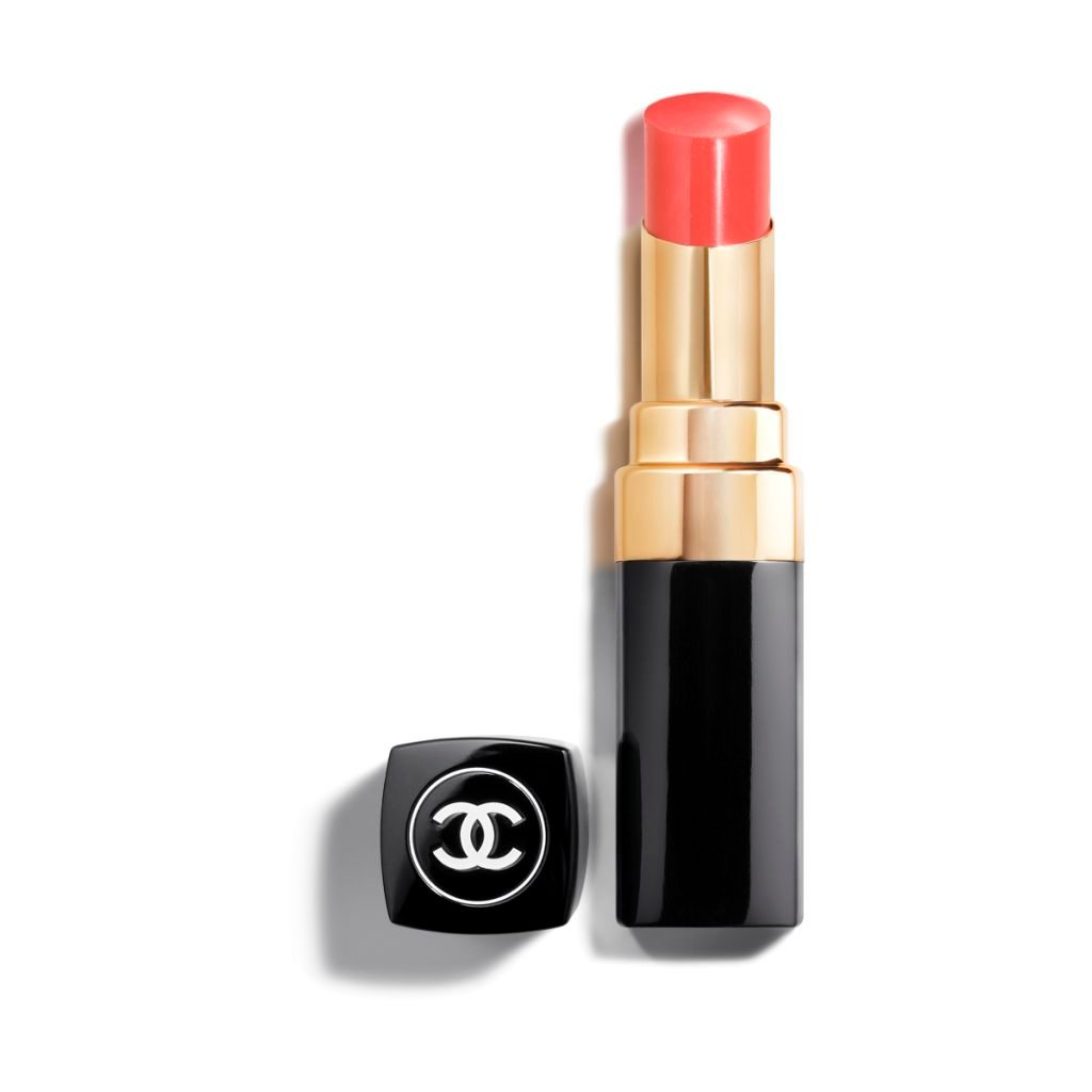 ROUGE COCO SHINE EEN HYDRATERENDE HOOGGLANS LIPPENSTIFT 122 - CORAIL RADIEUX