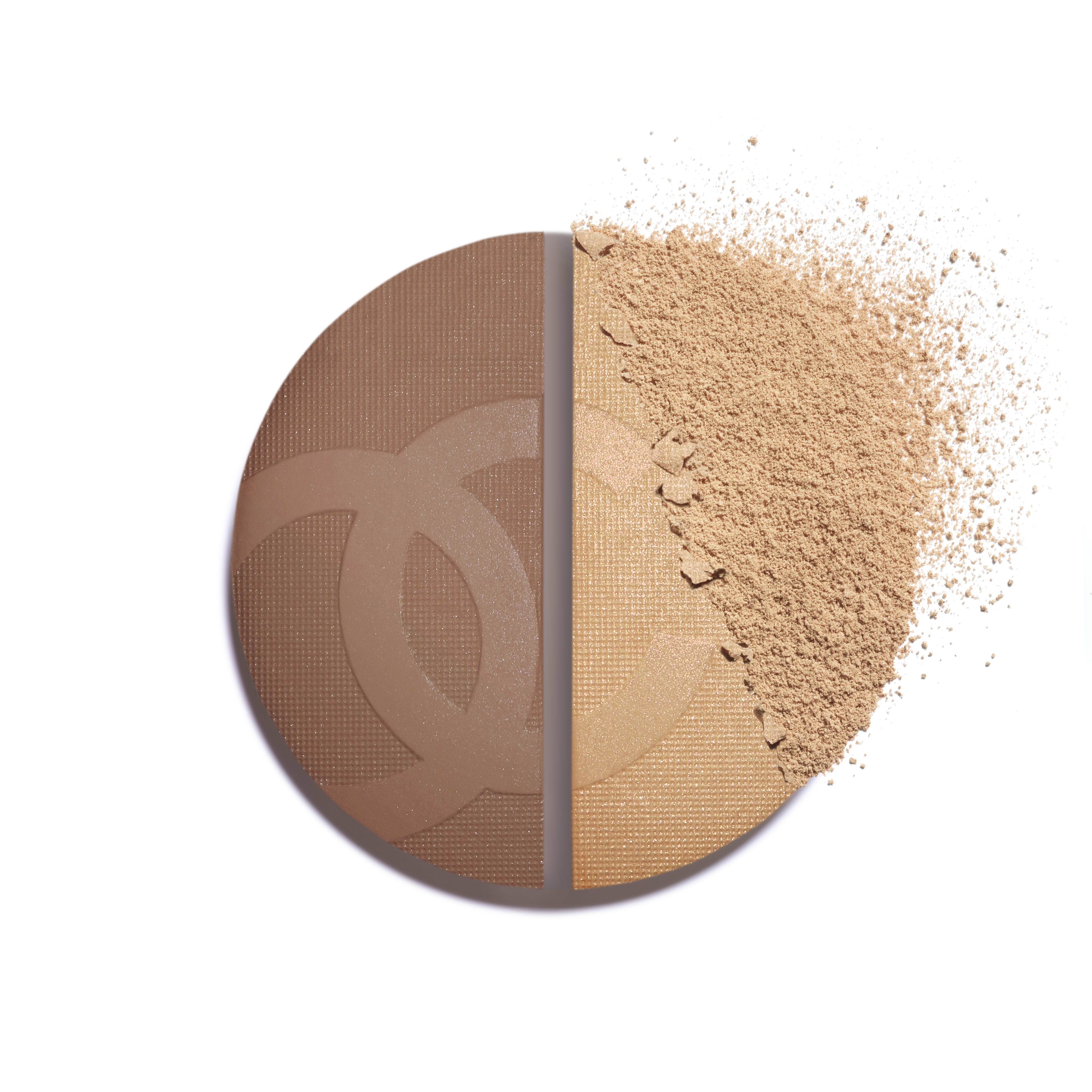 DUO BRONZE ET LUMIÈRE - makeup - 0.28OZ. - Basic texture view