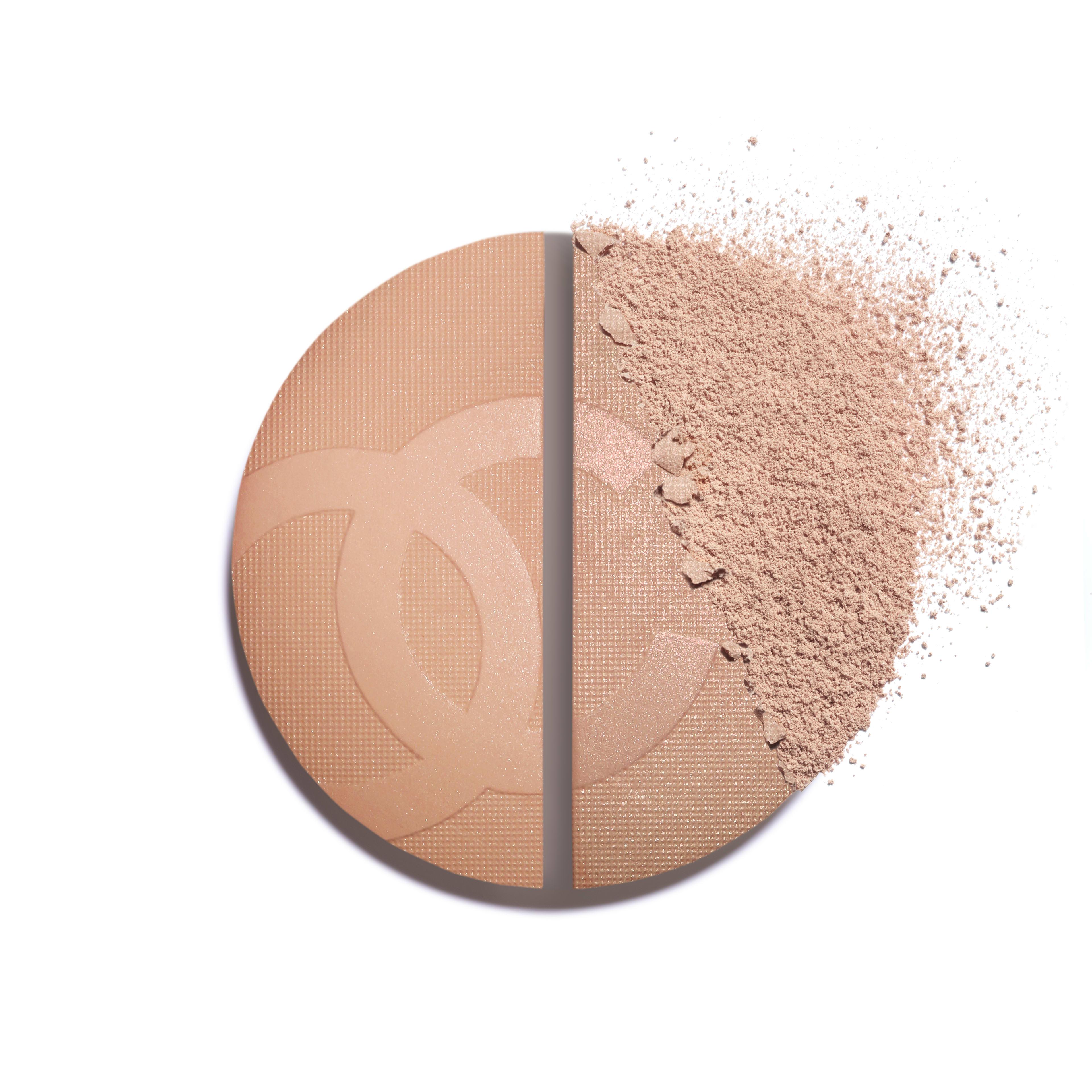 DUO BRONZE ET LUMIÈRE - makeup - 8g - Basic texture view