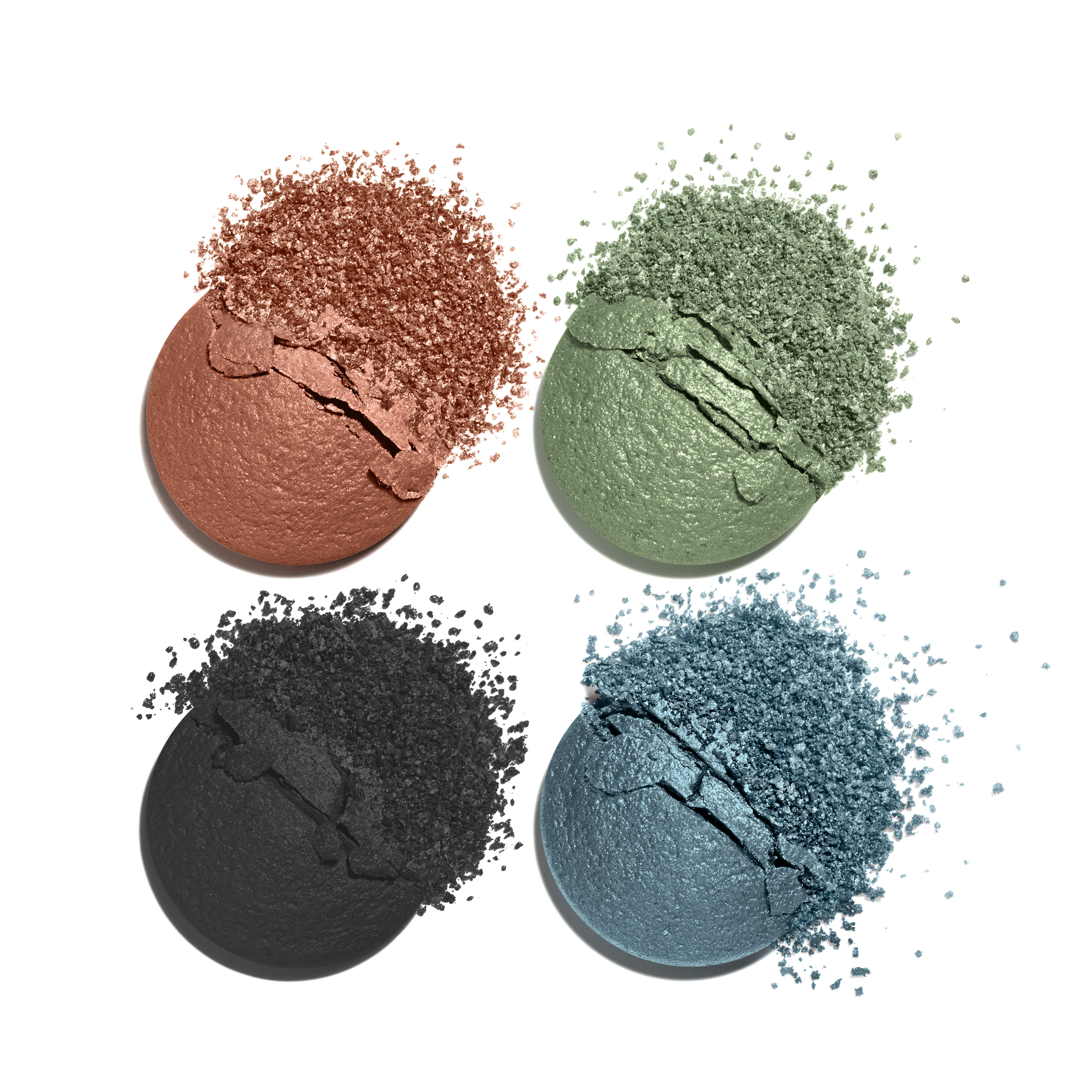 LES 4 OMBRES - makeup - 0.07OZ. - Basic texture view