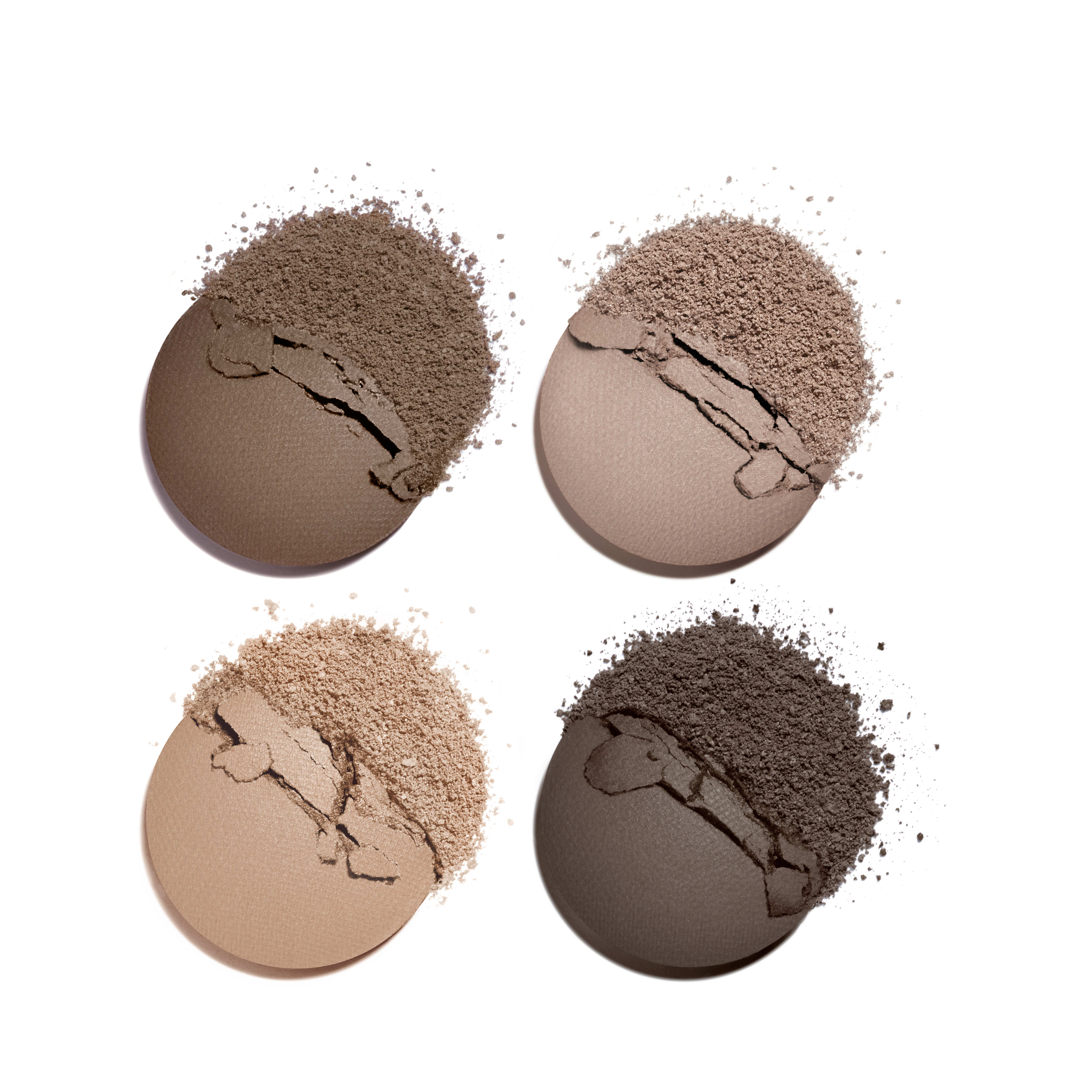 LES 4 OMBRES - makeup - 0.07OZ. - Basic texture view