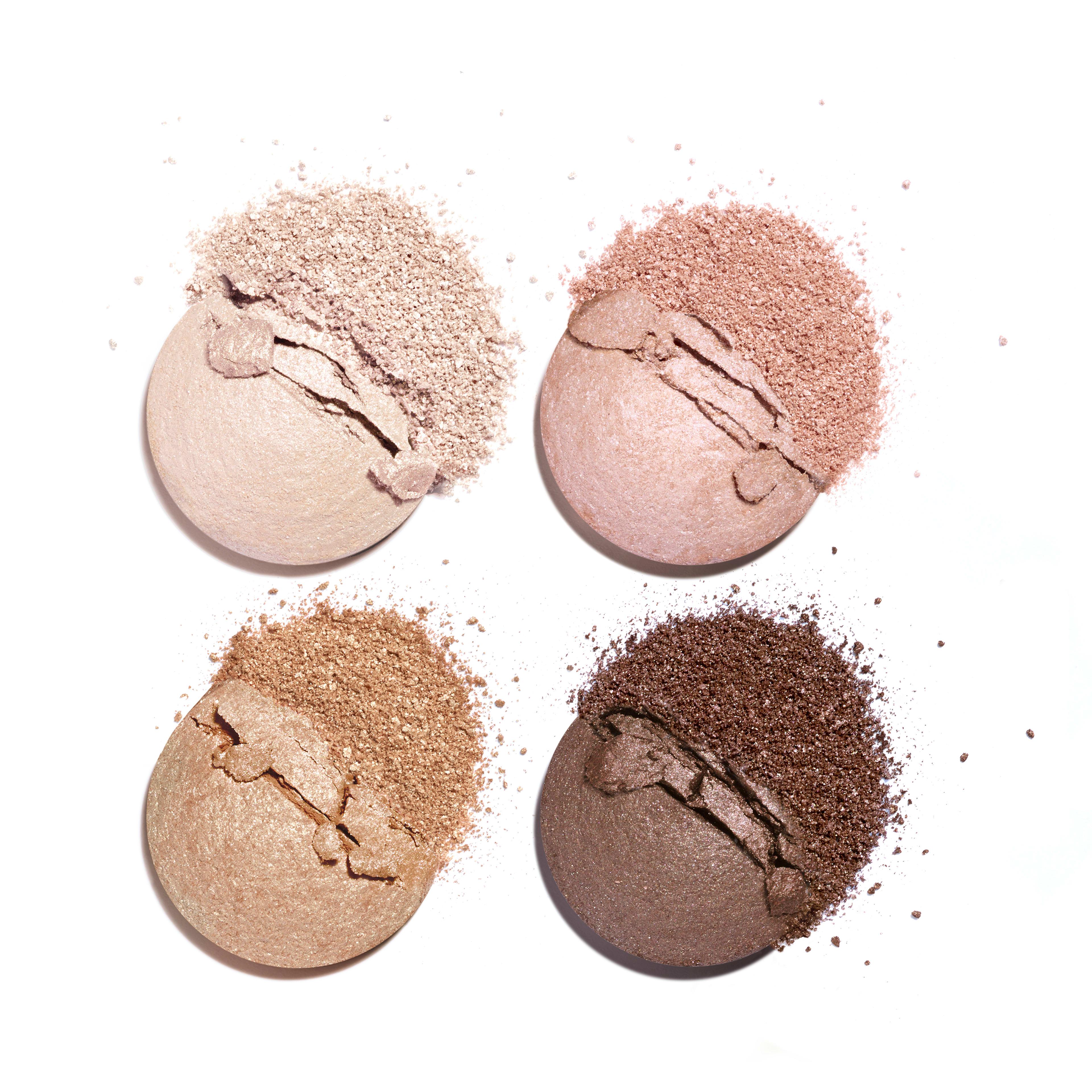 LES 4 OMBRES - makeup - 1.2g - Basic texture view