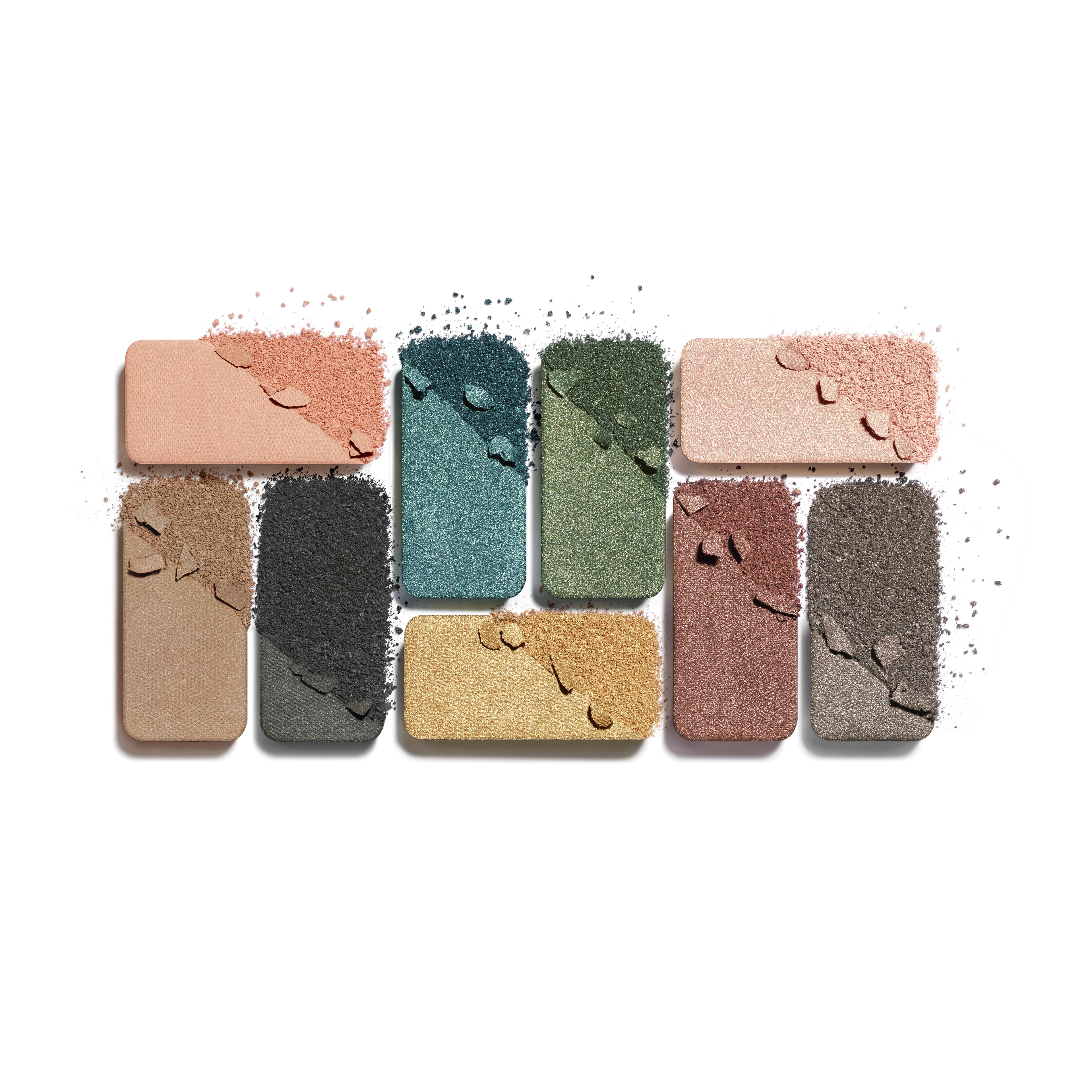 LES 9 OMBRES - makeup - 0.22OZ. - Basic texture view