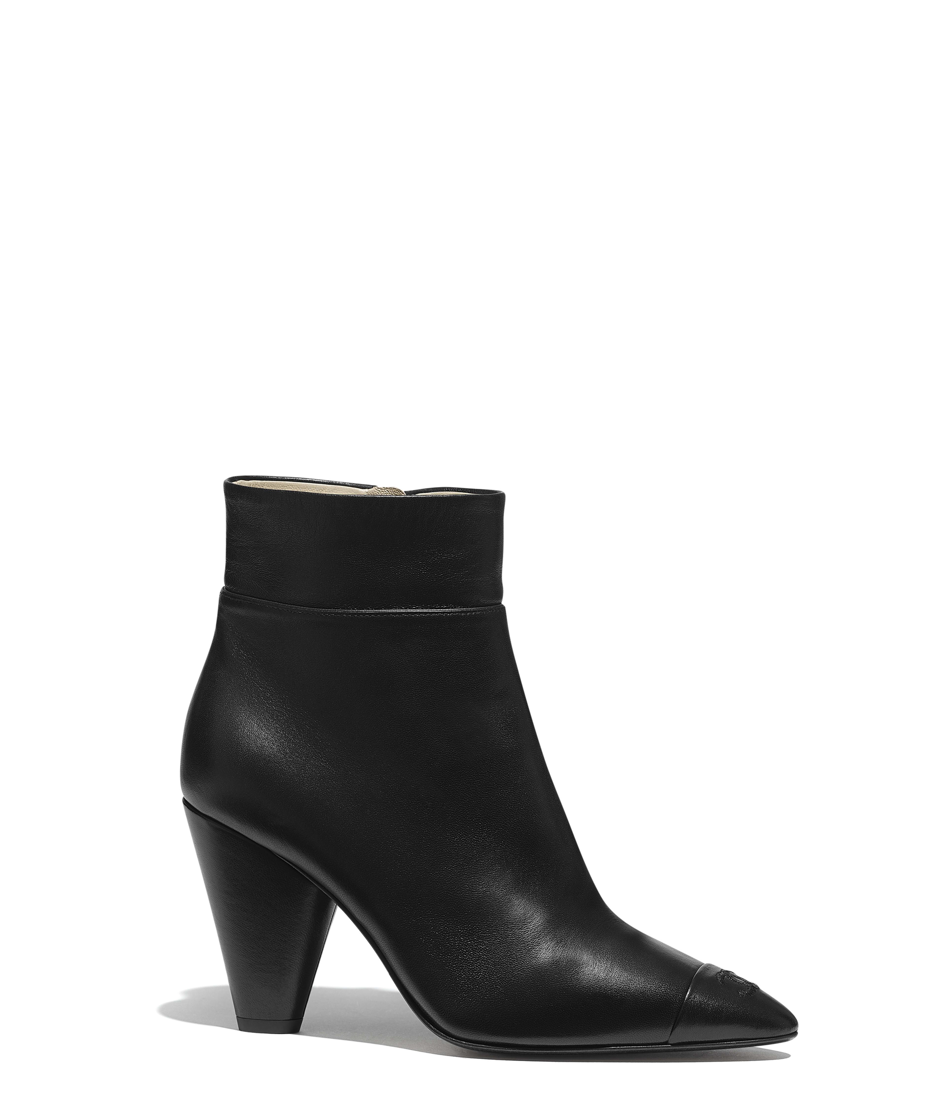 af25a96e385 Short Boots - Shoes | CHANEL