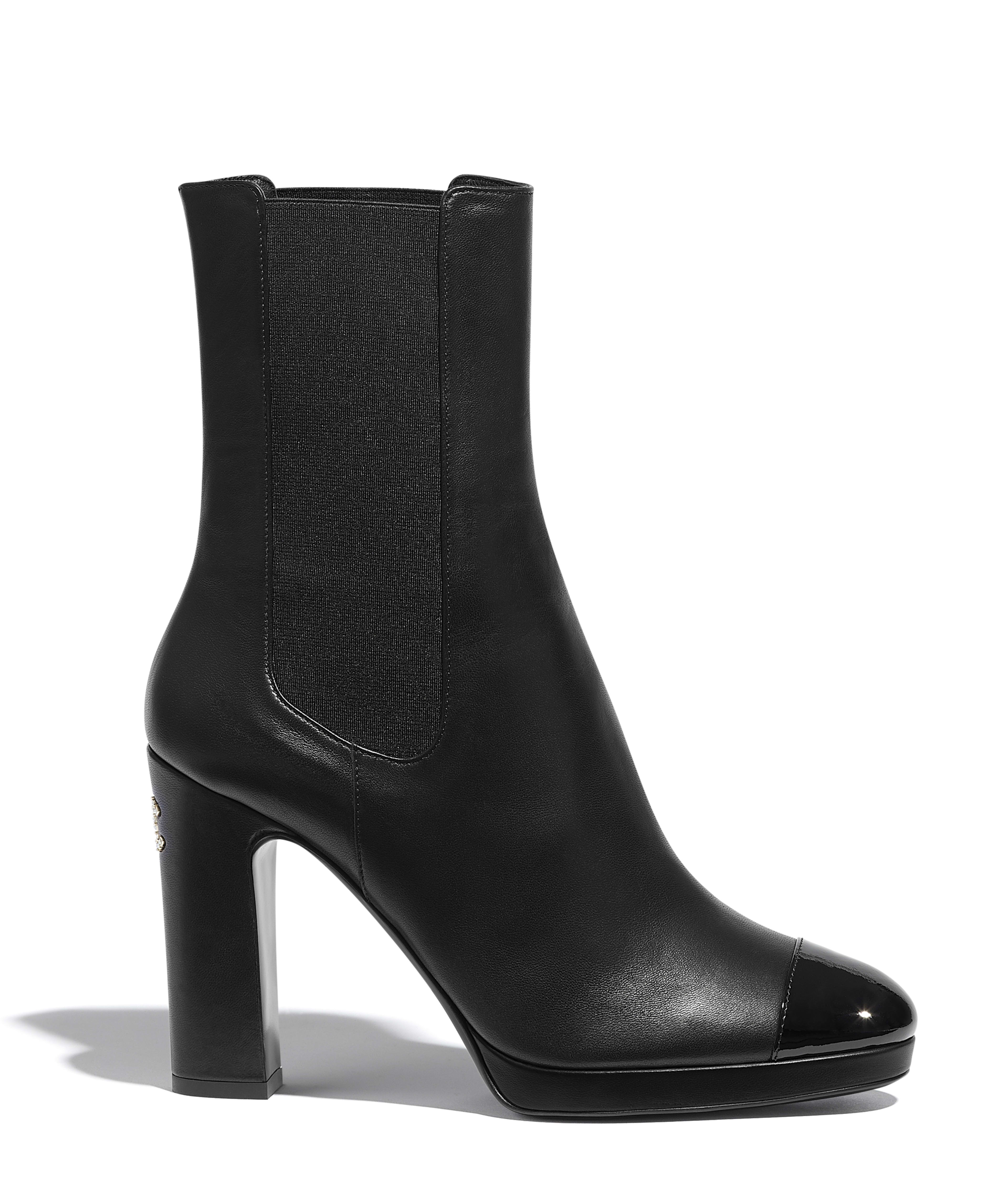 Short Boots - Shoes   CHANEL