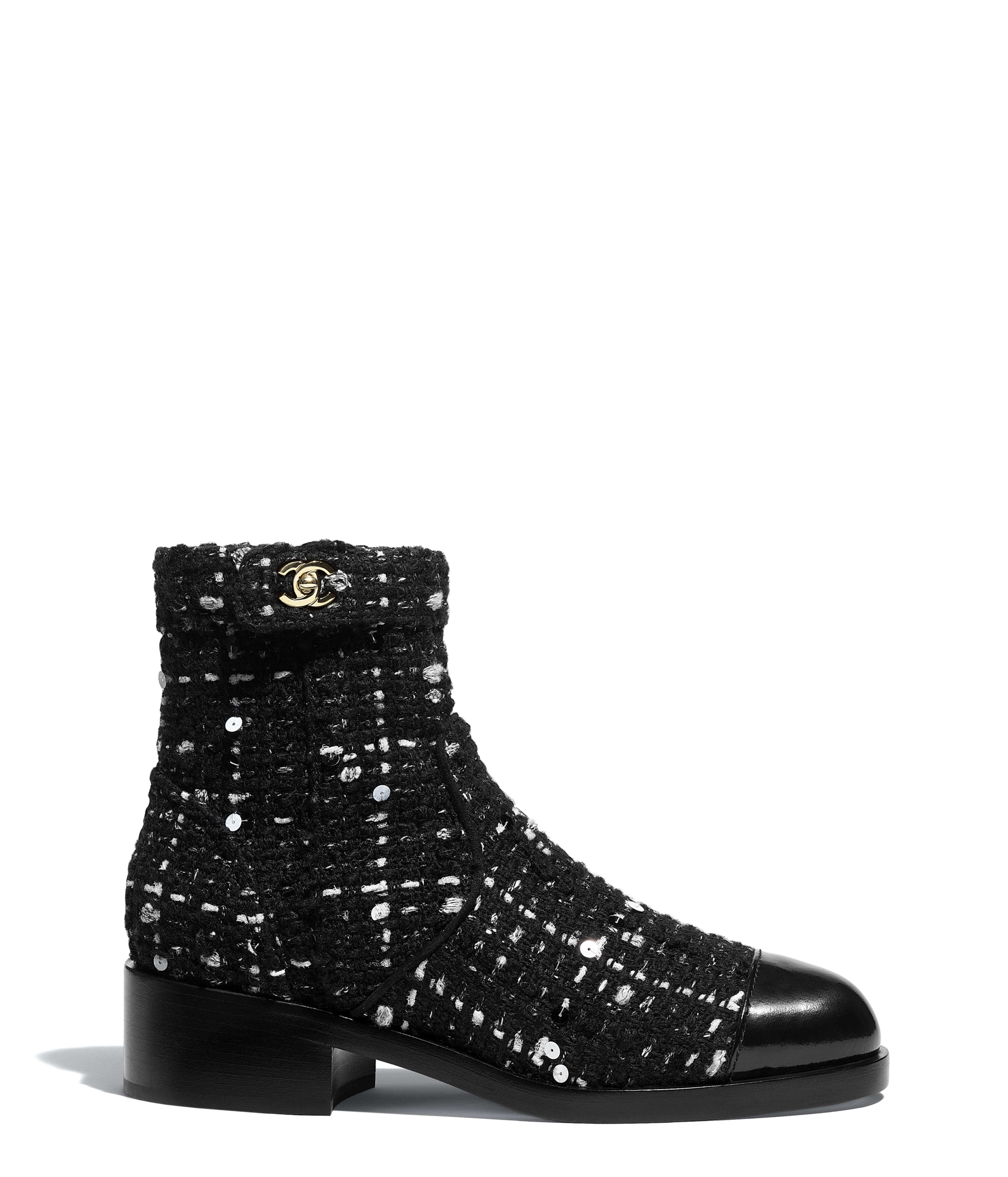 Short Boots - Shoes | CHANEL