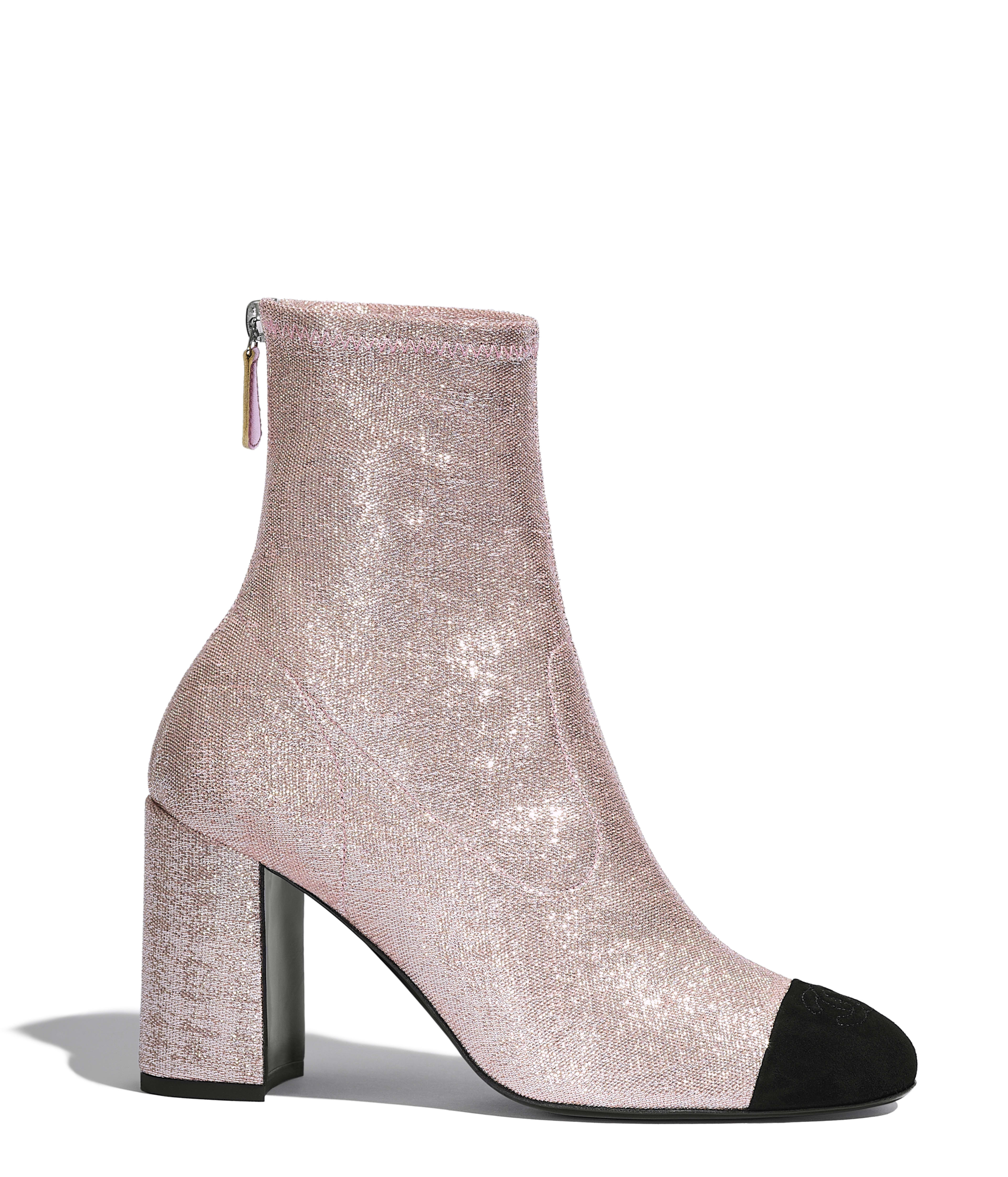 Short Boots - Shoes - Fashion | CHANEL