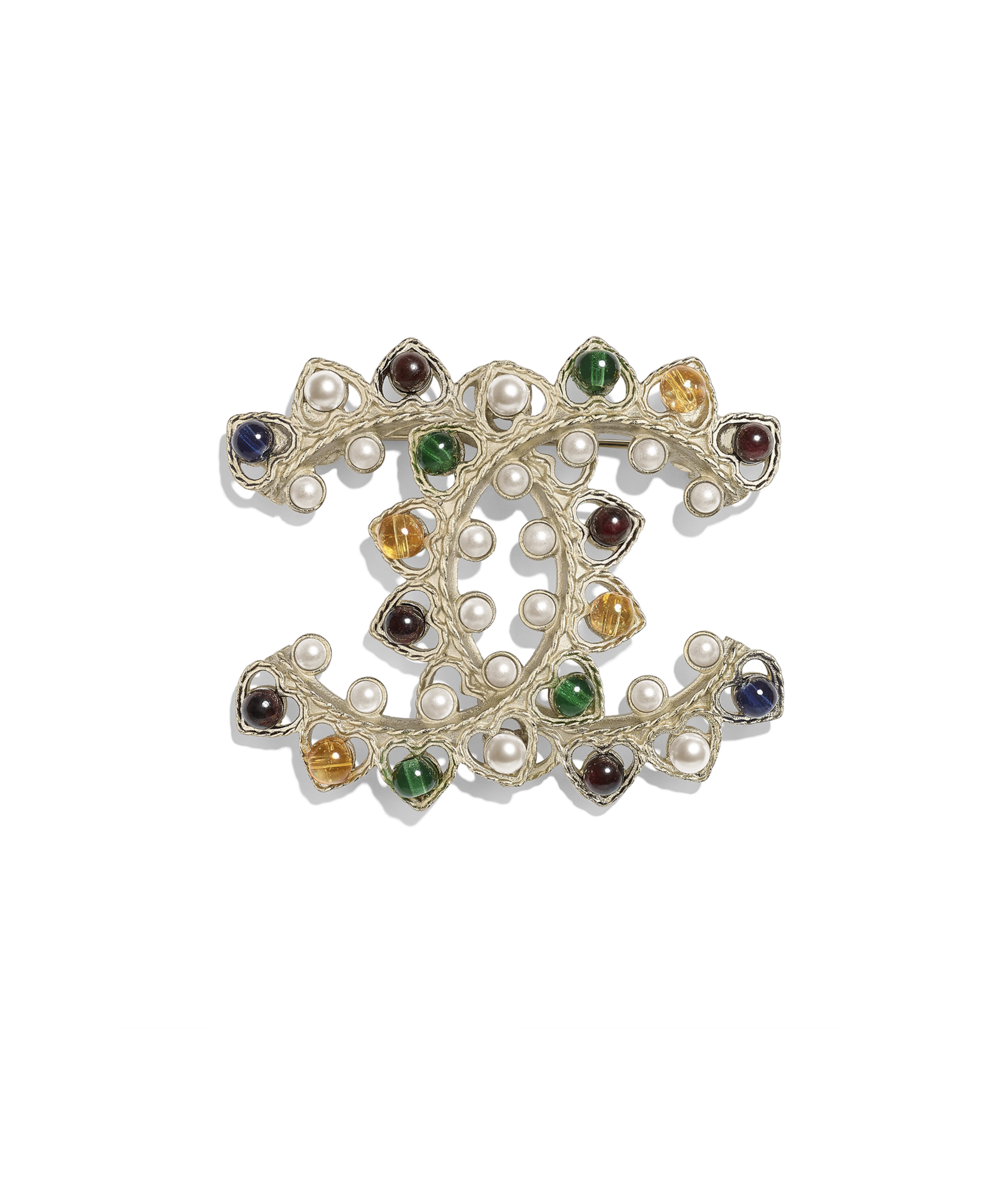 Brooches - Costume jewelry | CHANEL