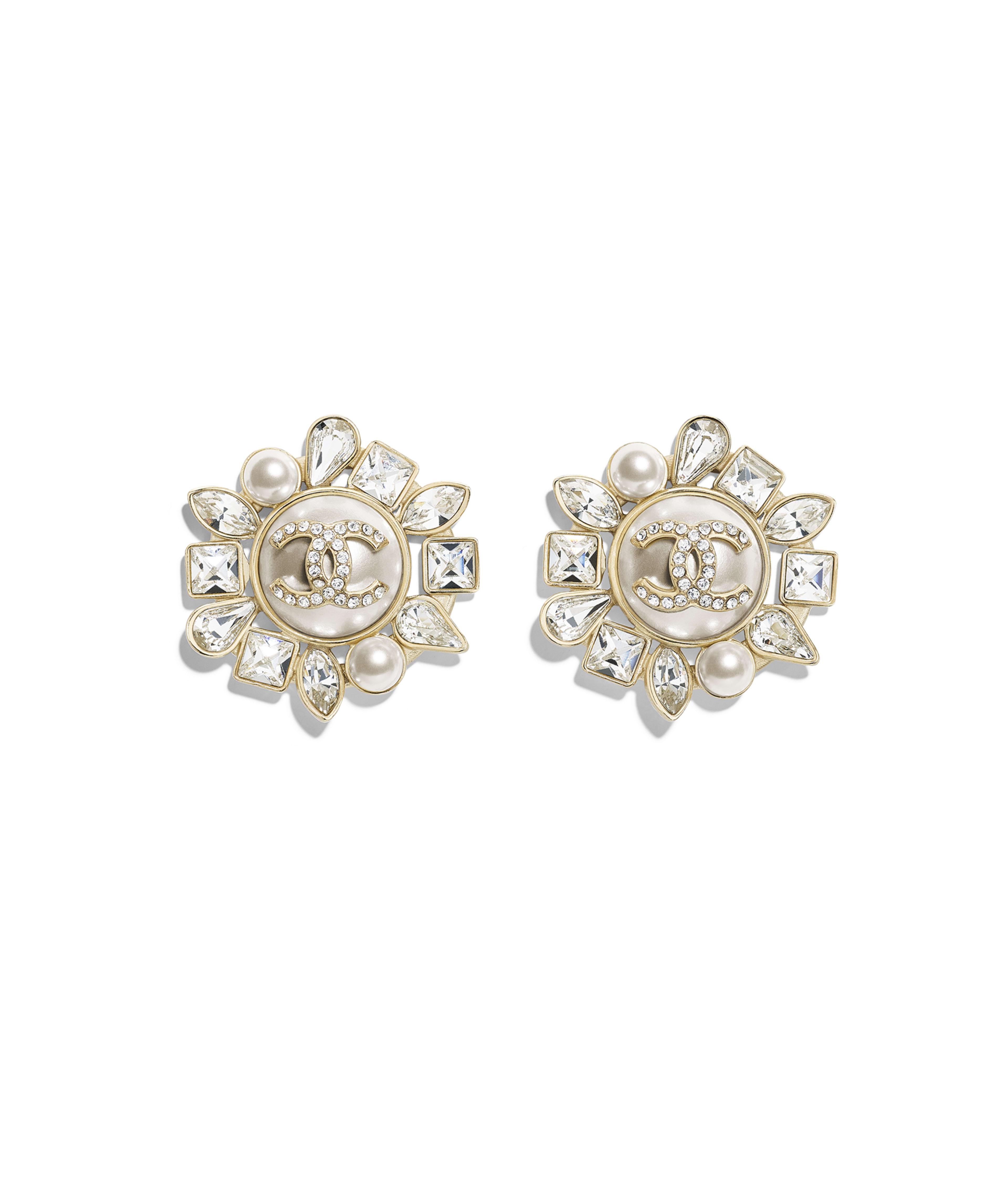 Earrings Costume Jewellery Chanel