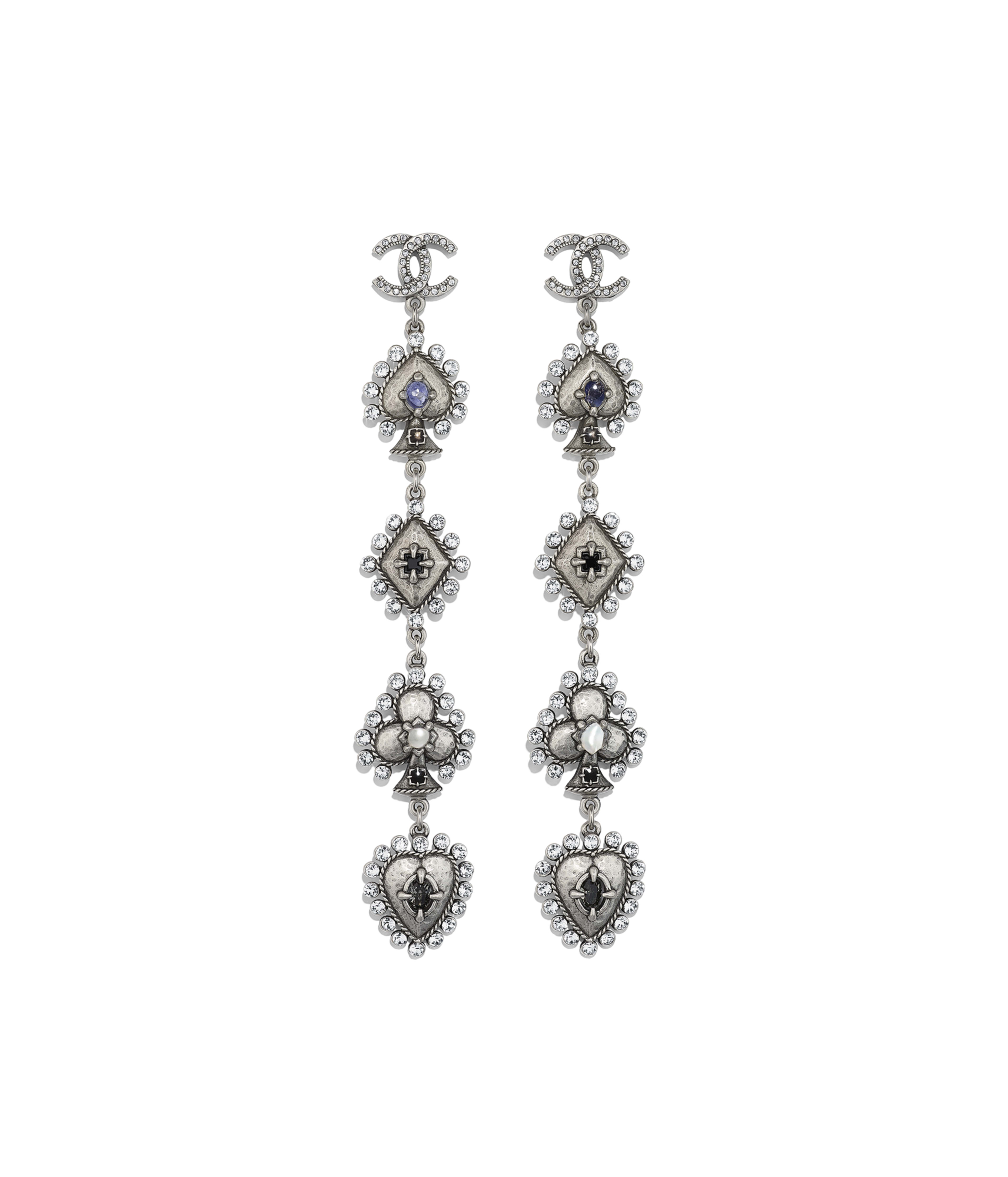 1934571bdb2e5 Earrings - Costume jewelry | CHANEL
