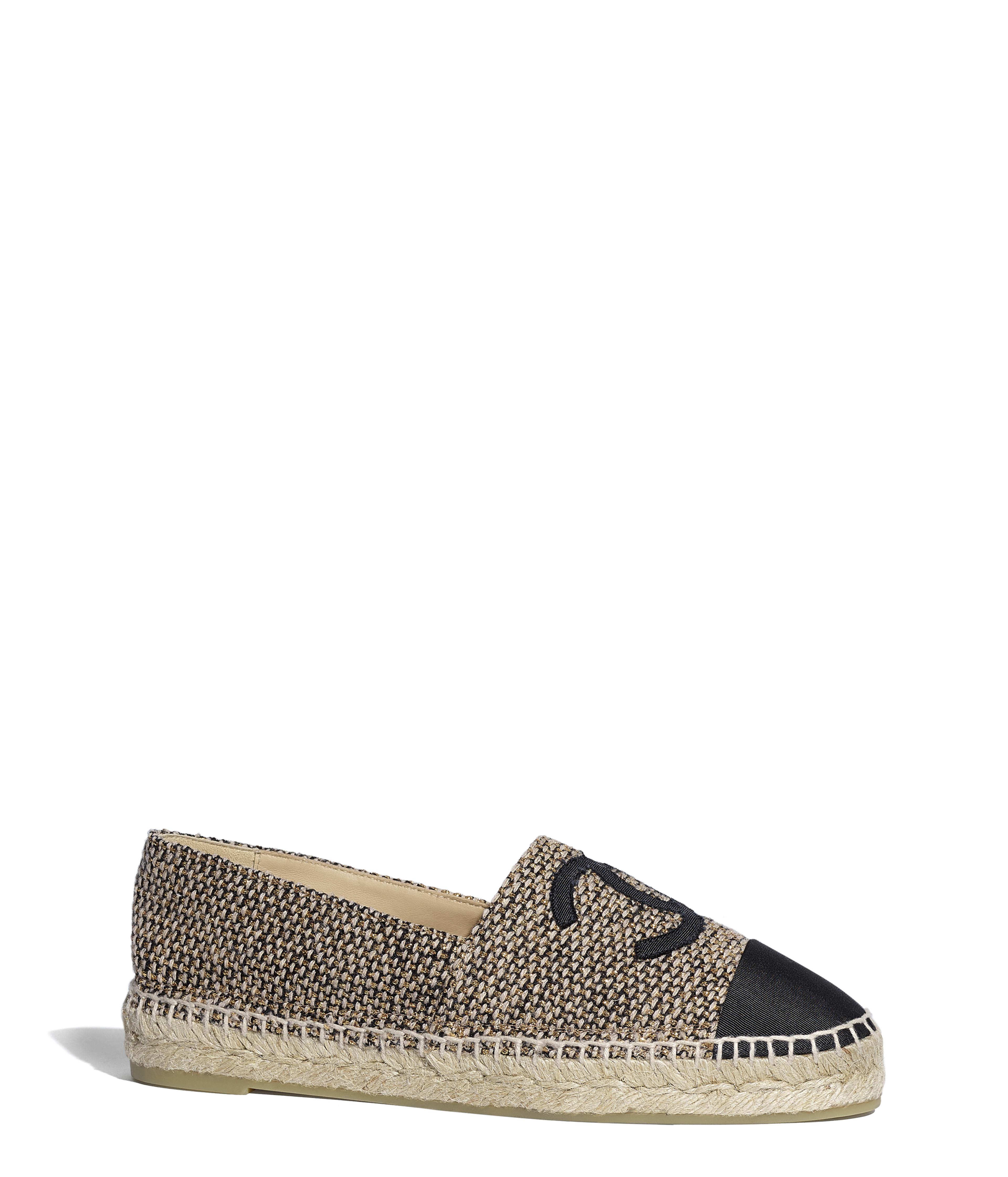 Espadrilles - Shoes   CHANEL
