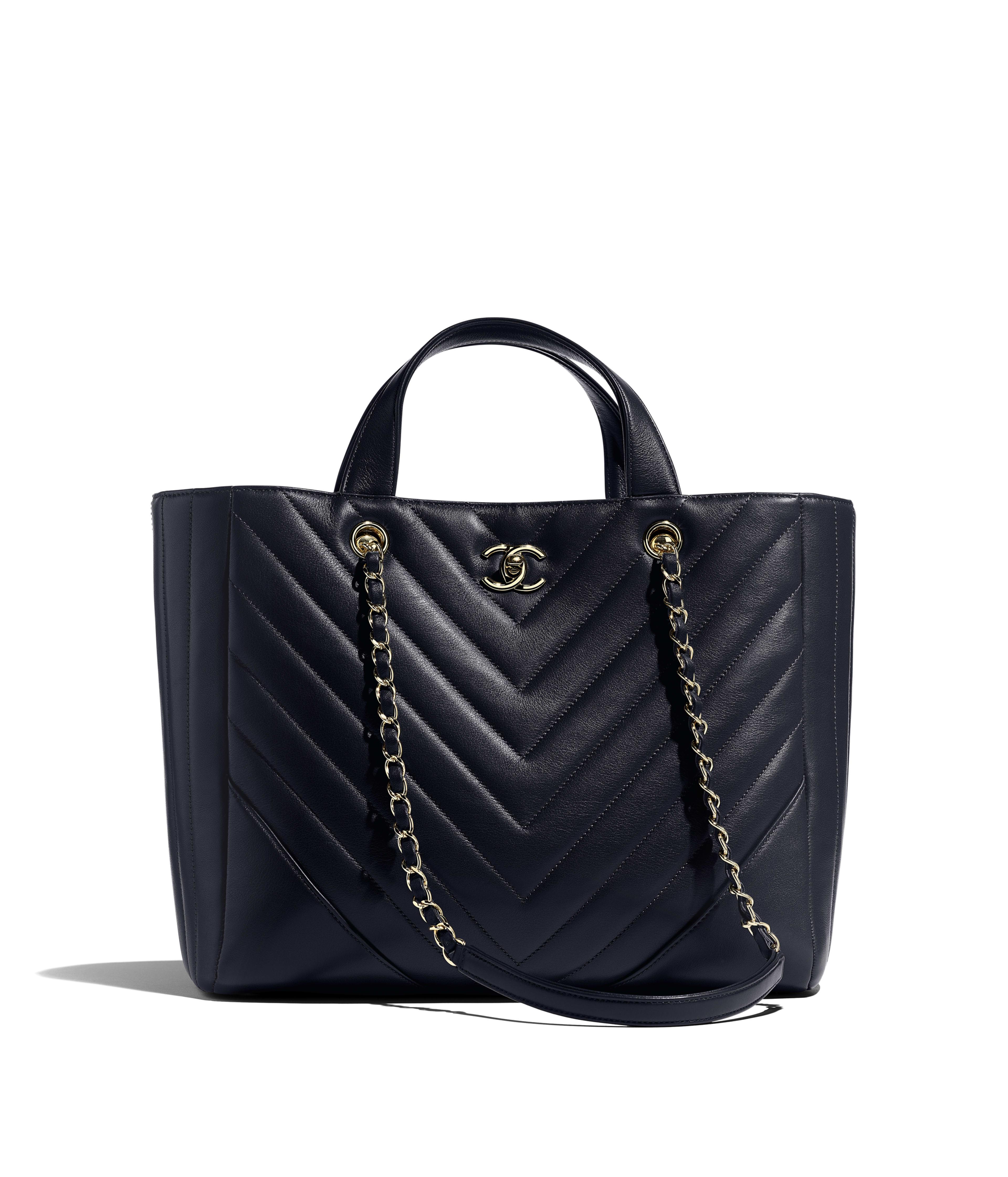 76ac6a48 Shopping Bags - Handbags | CHANEL