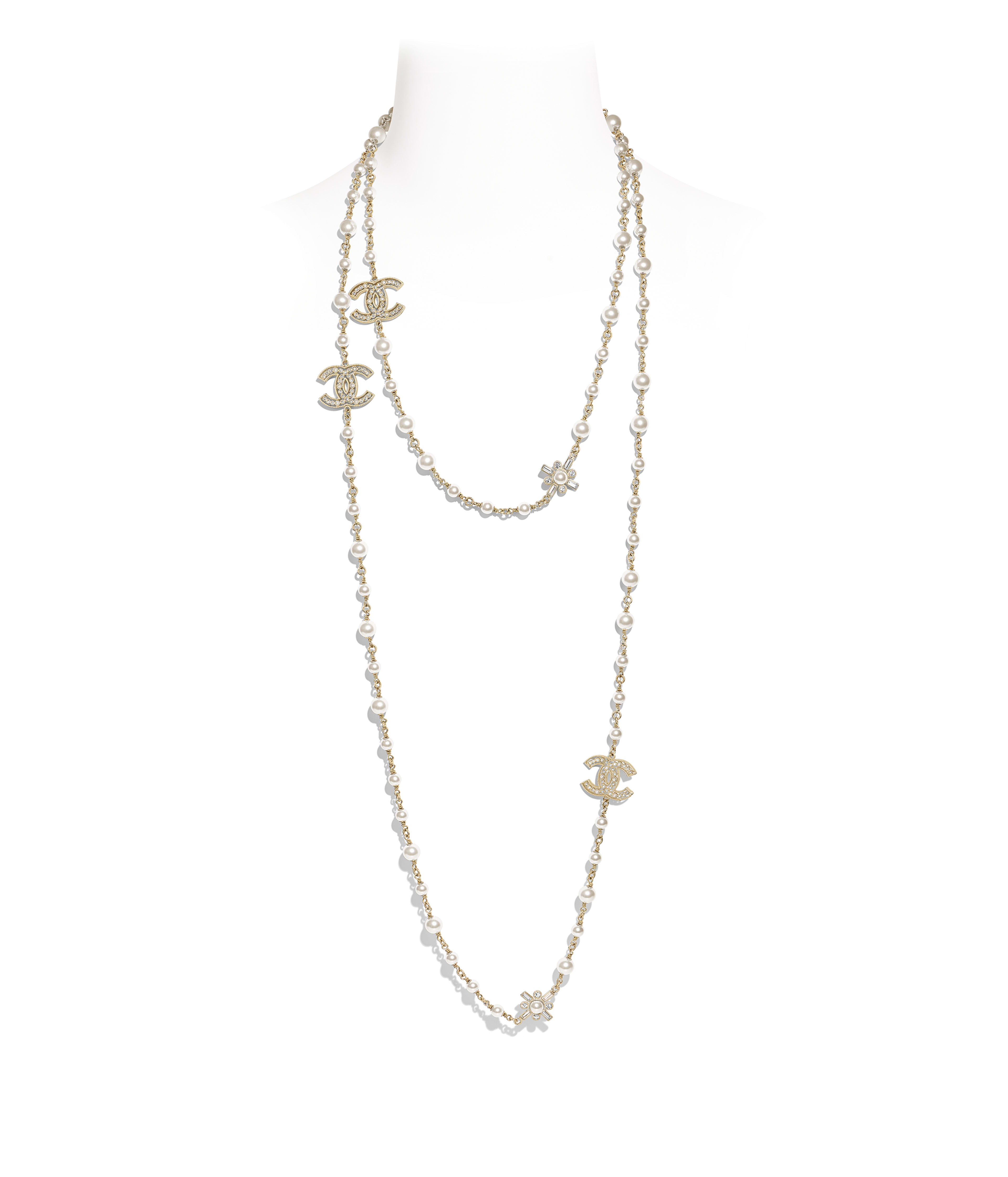 3ae25ac4b5960 Necklaces - Costume jewelry | CHANEL