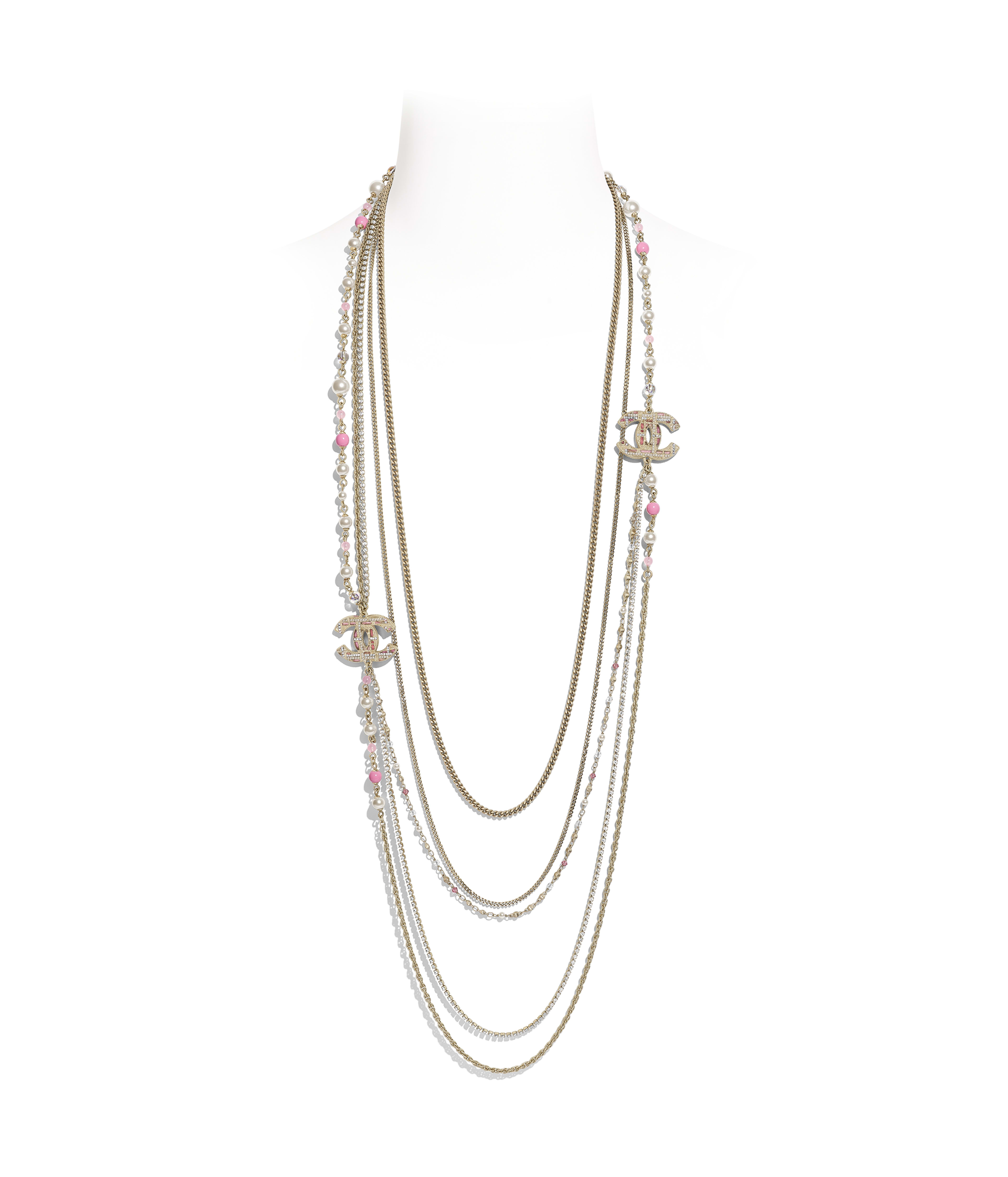 43659f87a4405 Necklaces - Costume jewelry | CHANEL - page 3/4