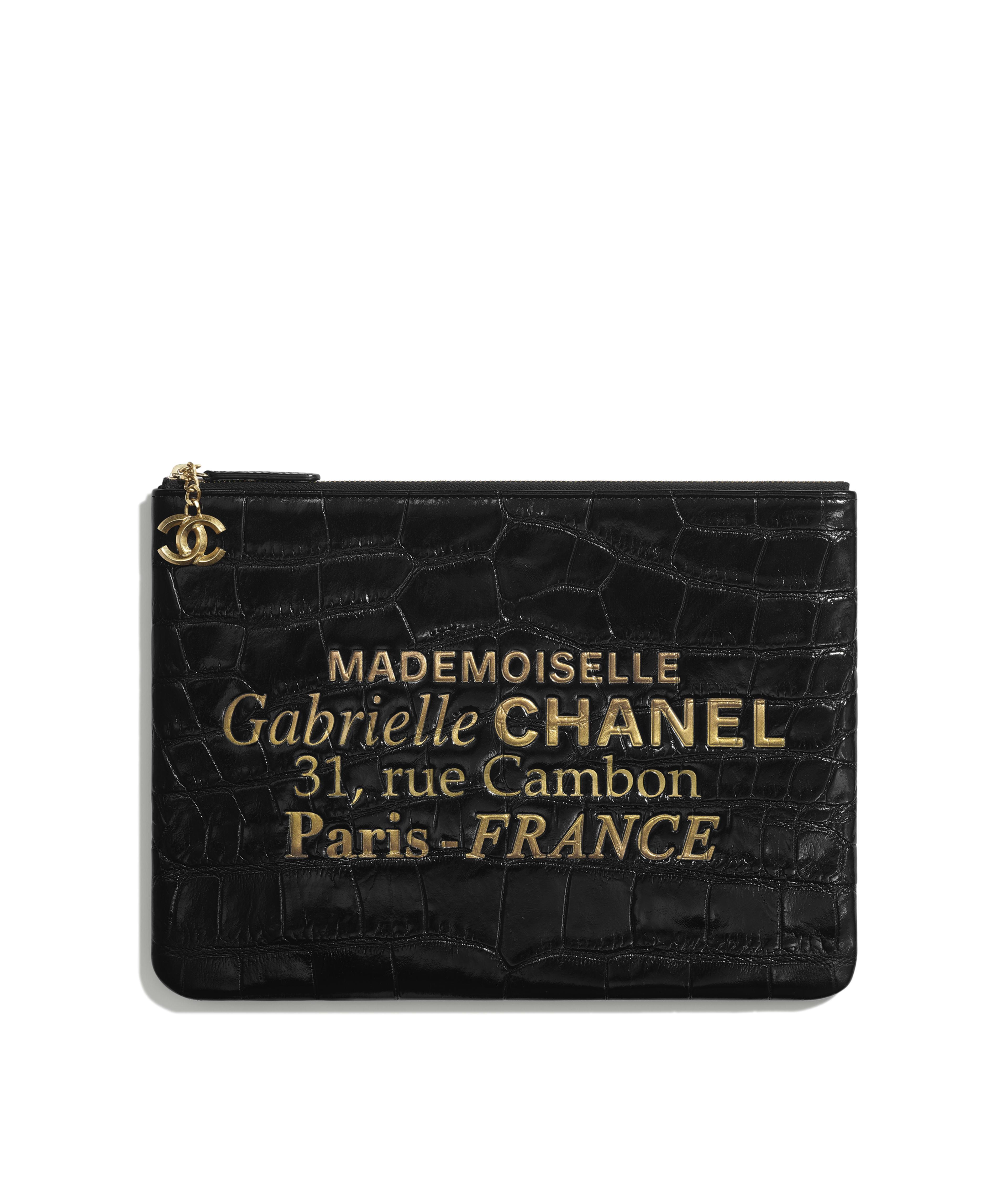 ed6c8edbd7a Small leather goods - Fashion | CHANEL