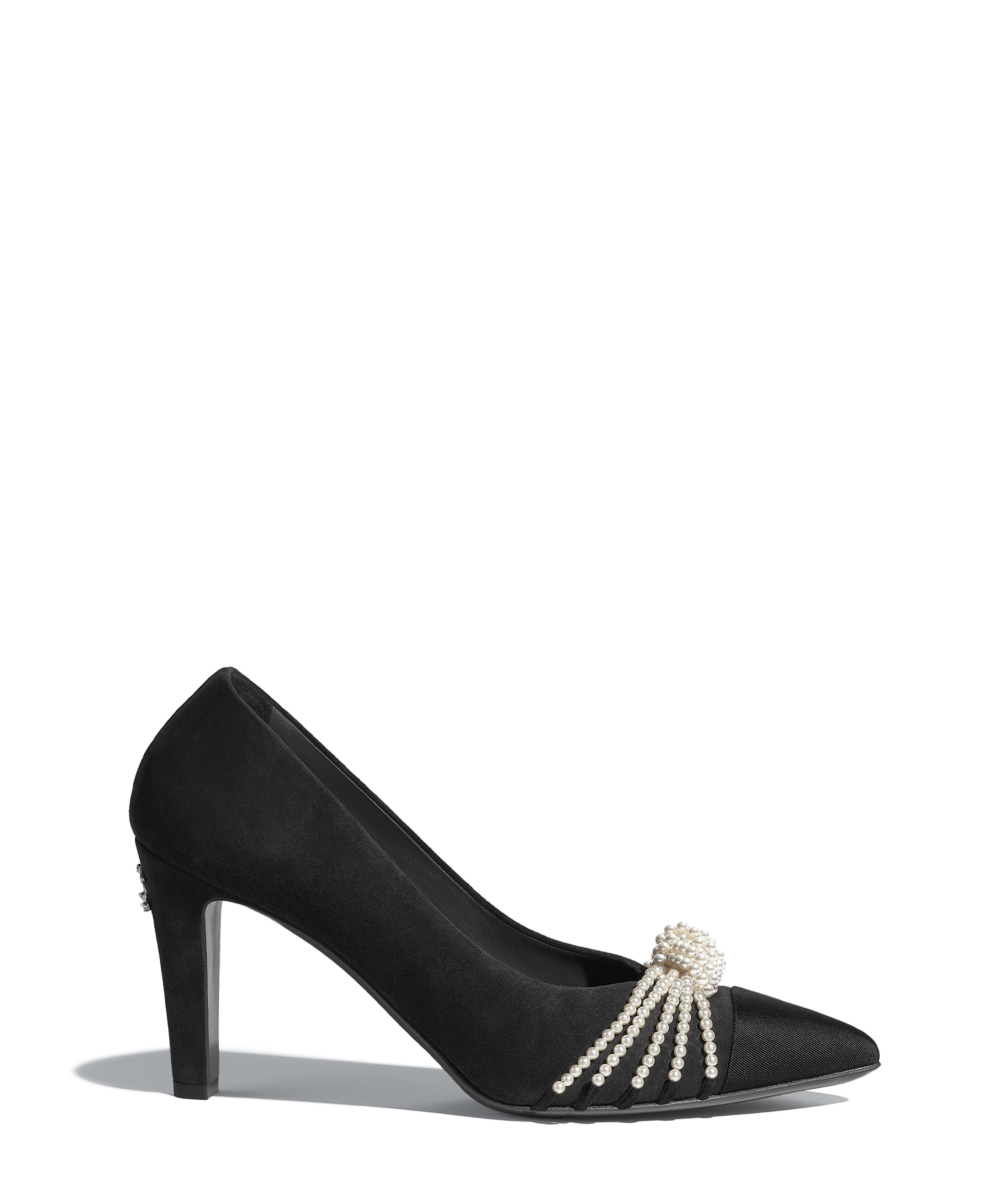 chanel high heels price