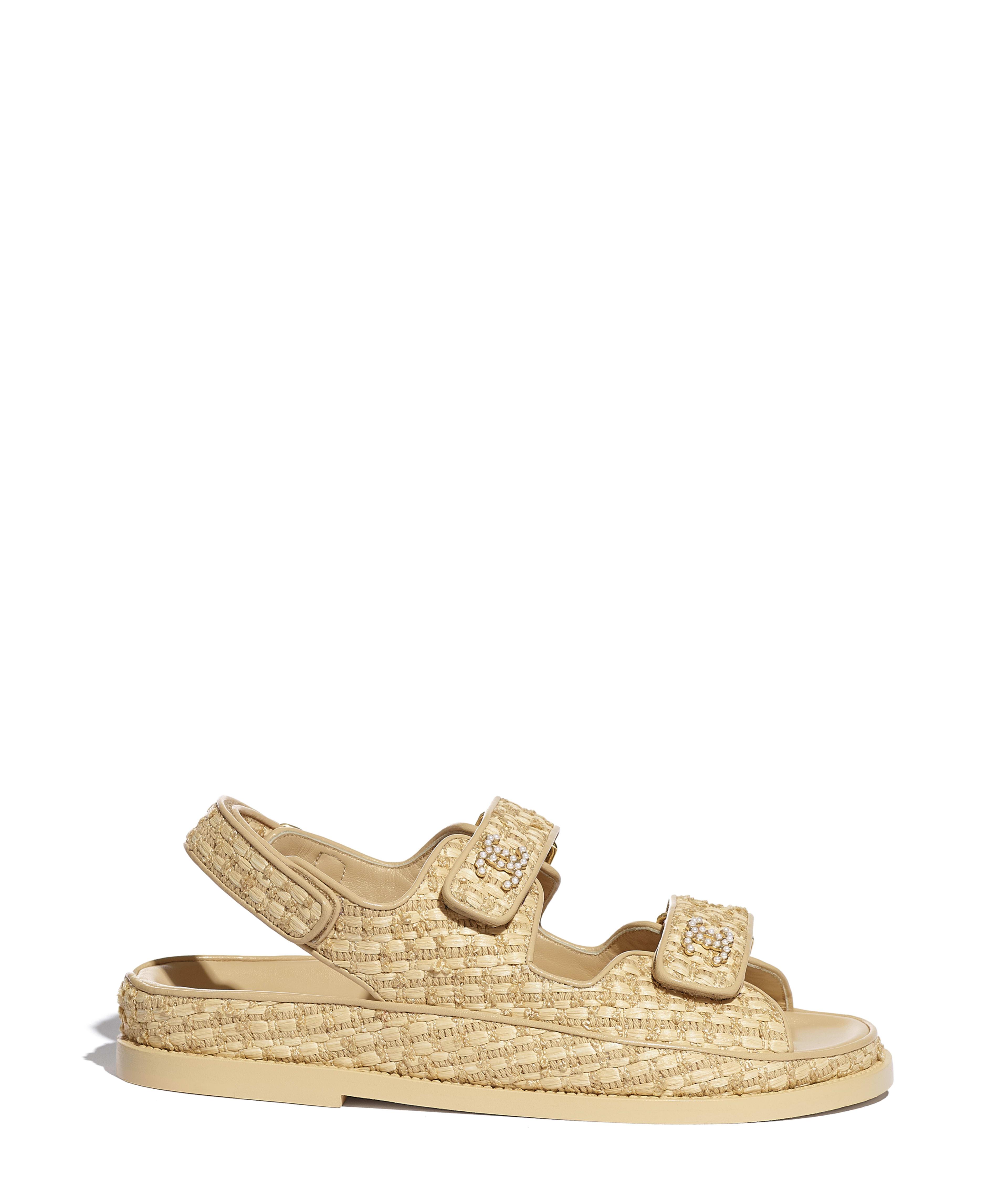 buy chanel sandals online