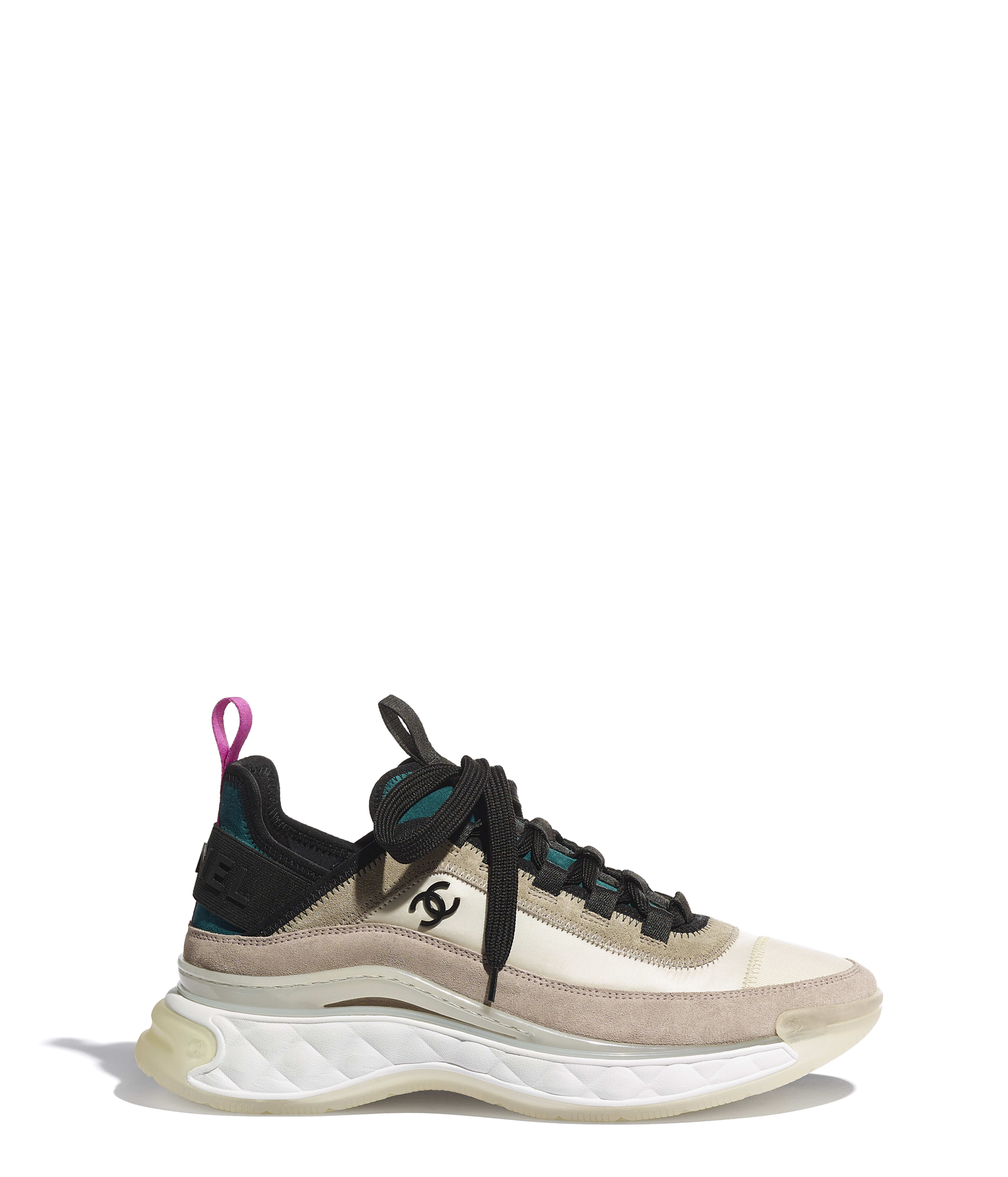 mens chanel runners