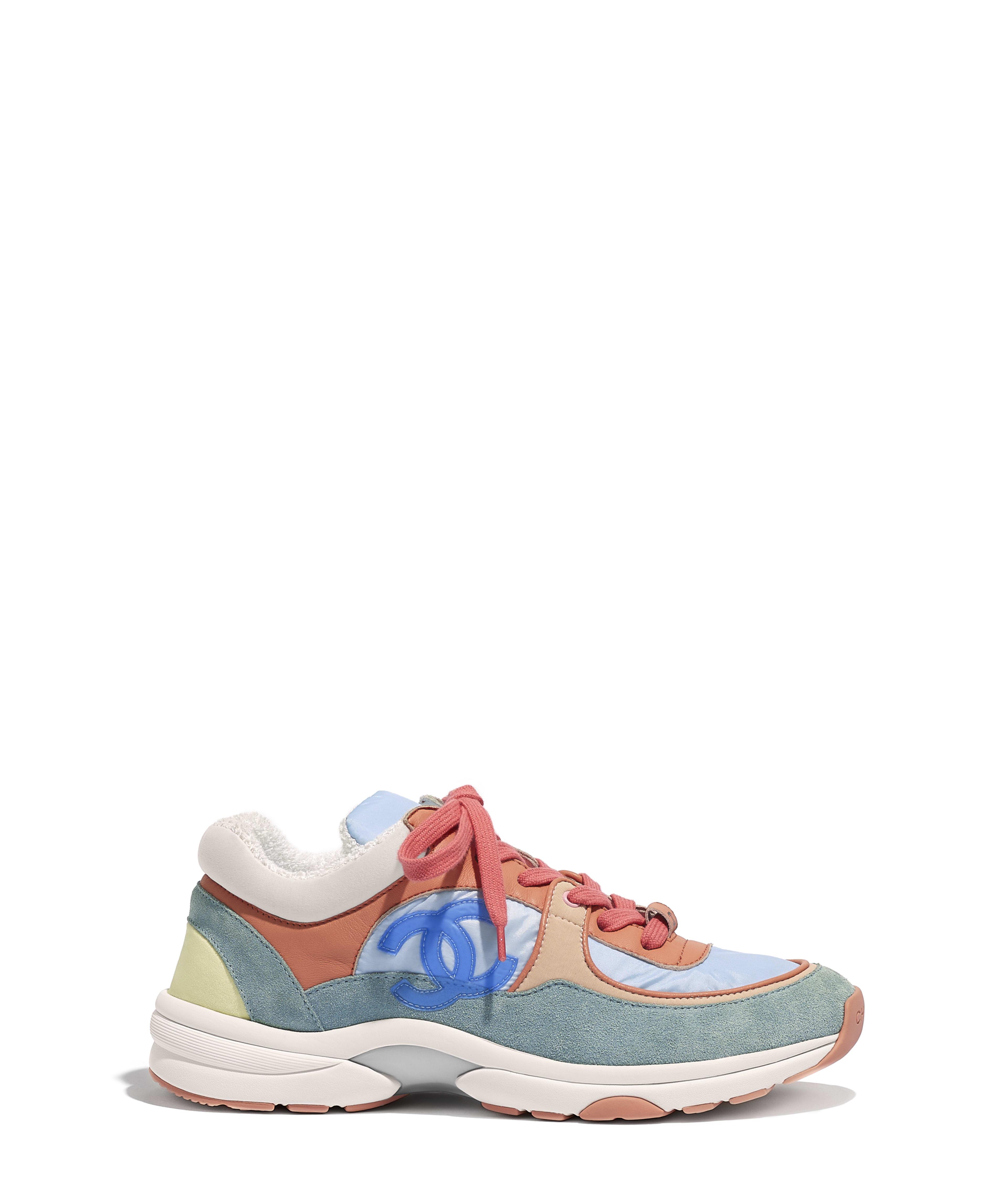 7640b89de28 Suede Calfskin Black Sneakers