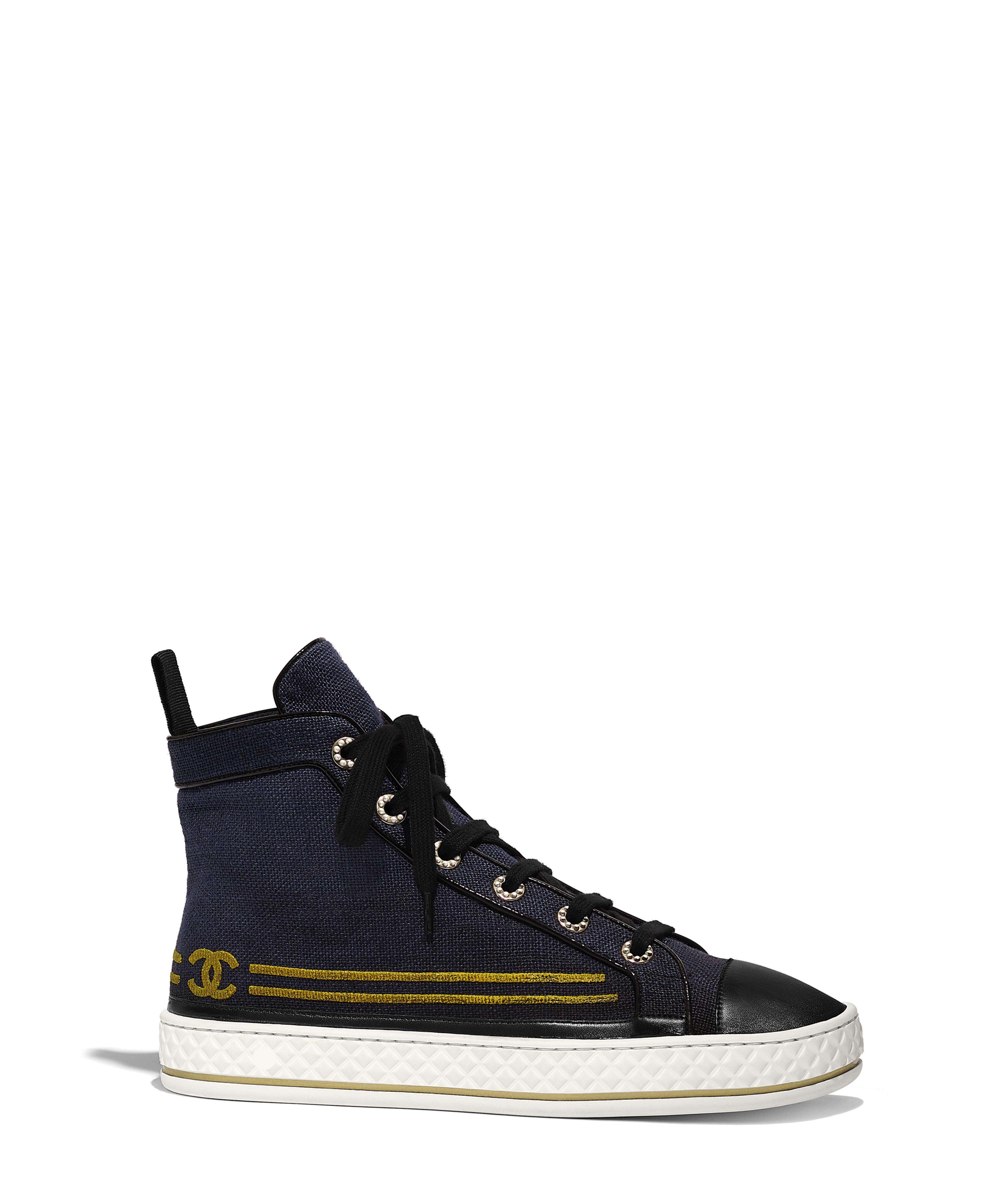 c7717f367778df Sneakers Fabric   Lambskin