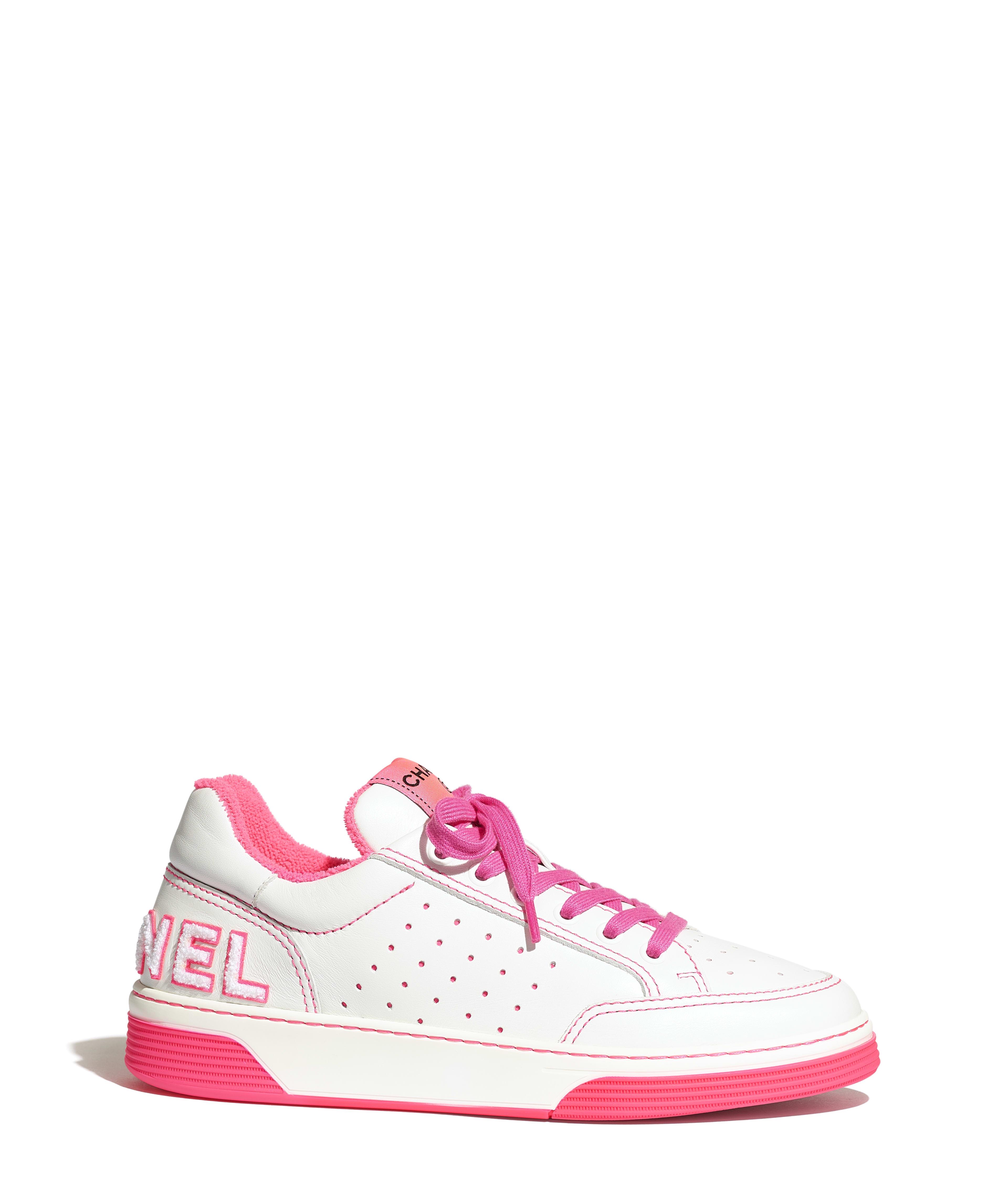 chanel basket rose