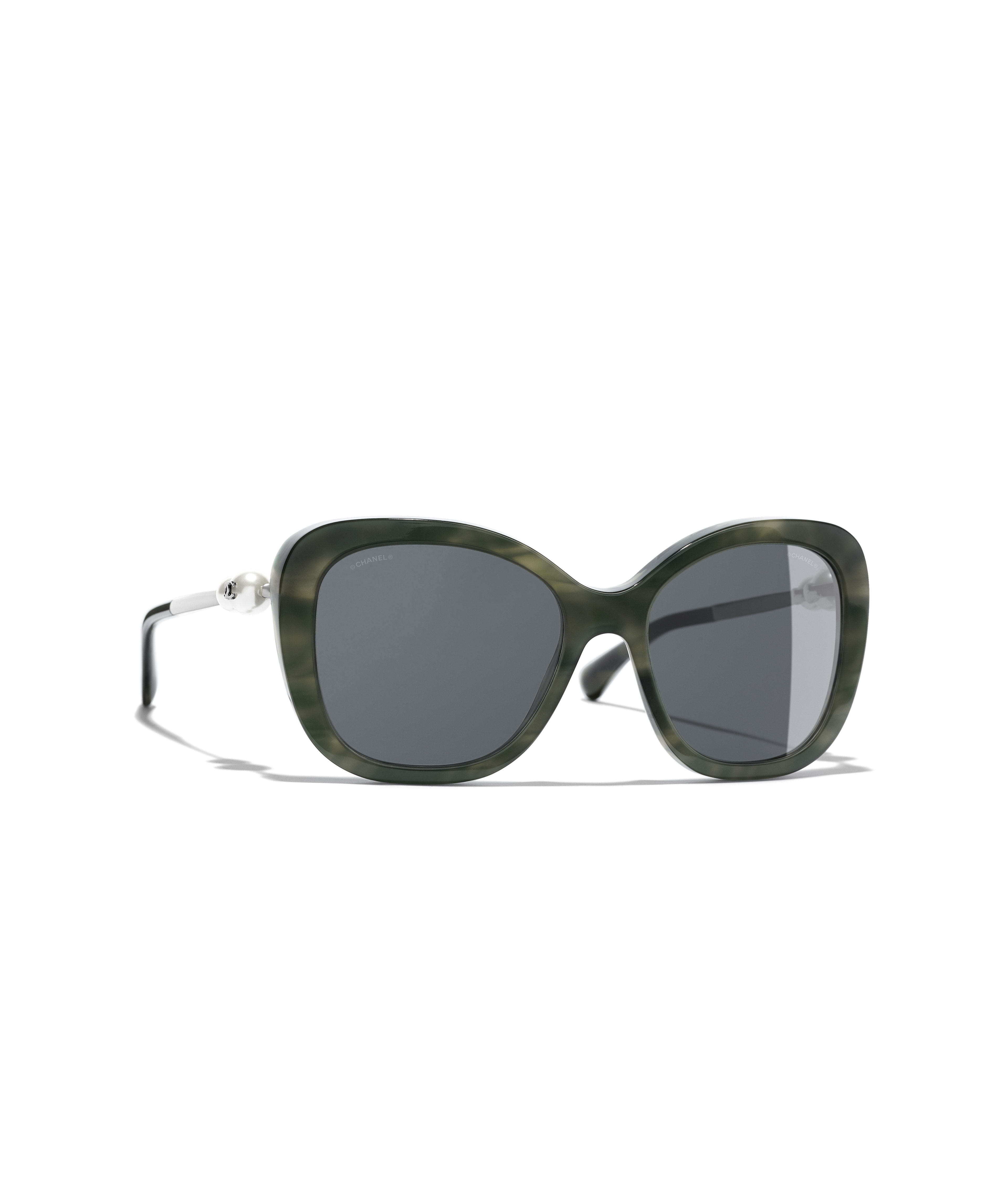 272d2f876241 Black Butterfly Sunglasses A71257S0116OCCI Source · Sunglasses Eyewear  CHANEL page 2 3