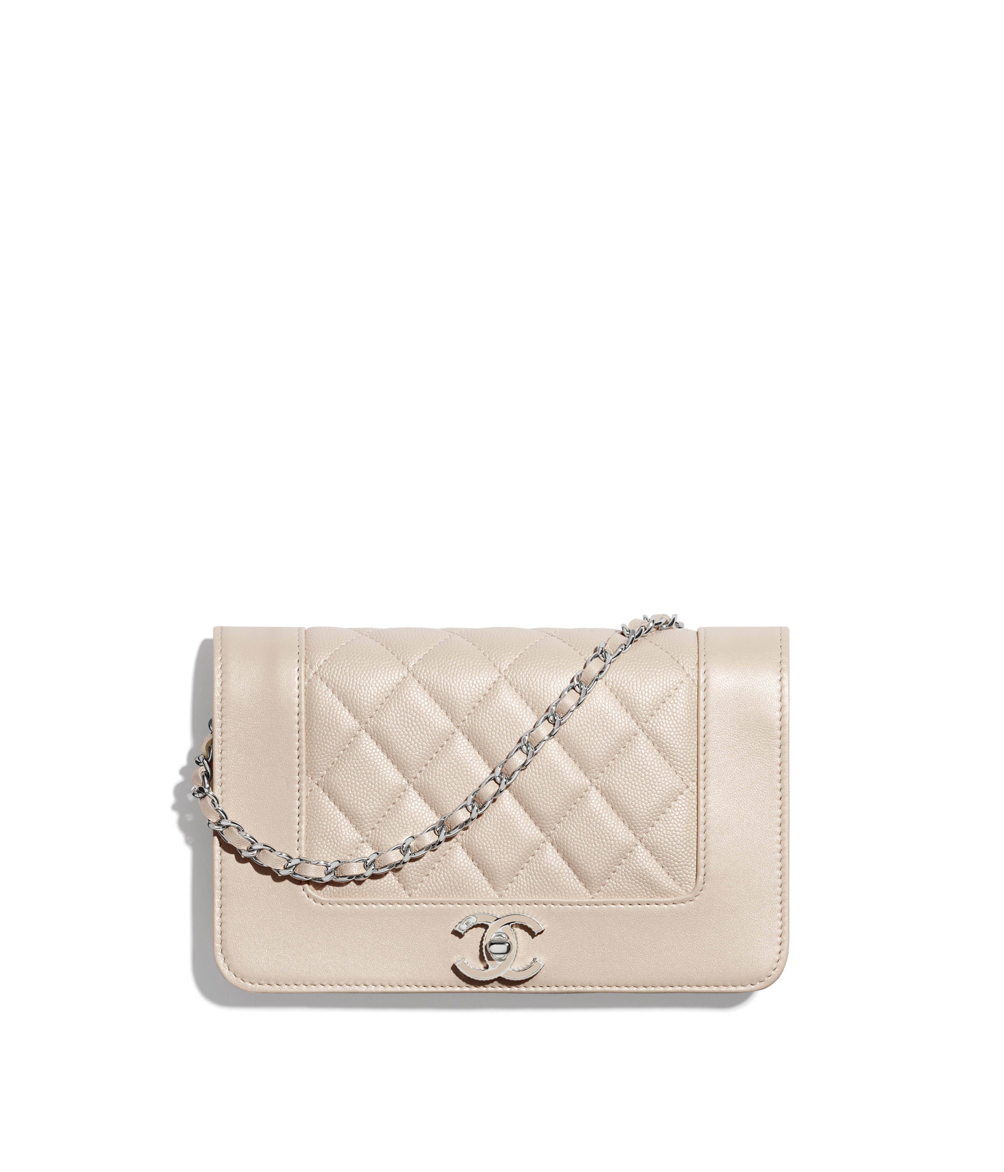 Wallets On Chain Small Leather Goods Chanel All items are authenticated through a rigorous process overseen by experts. chanel