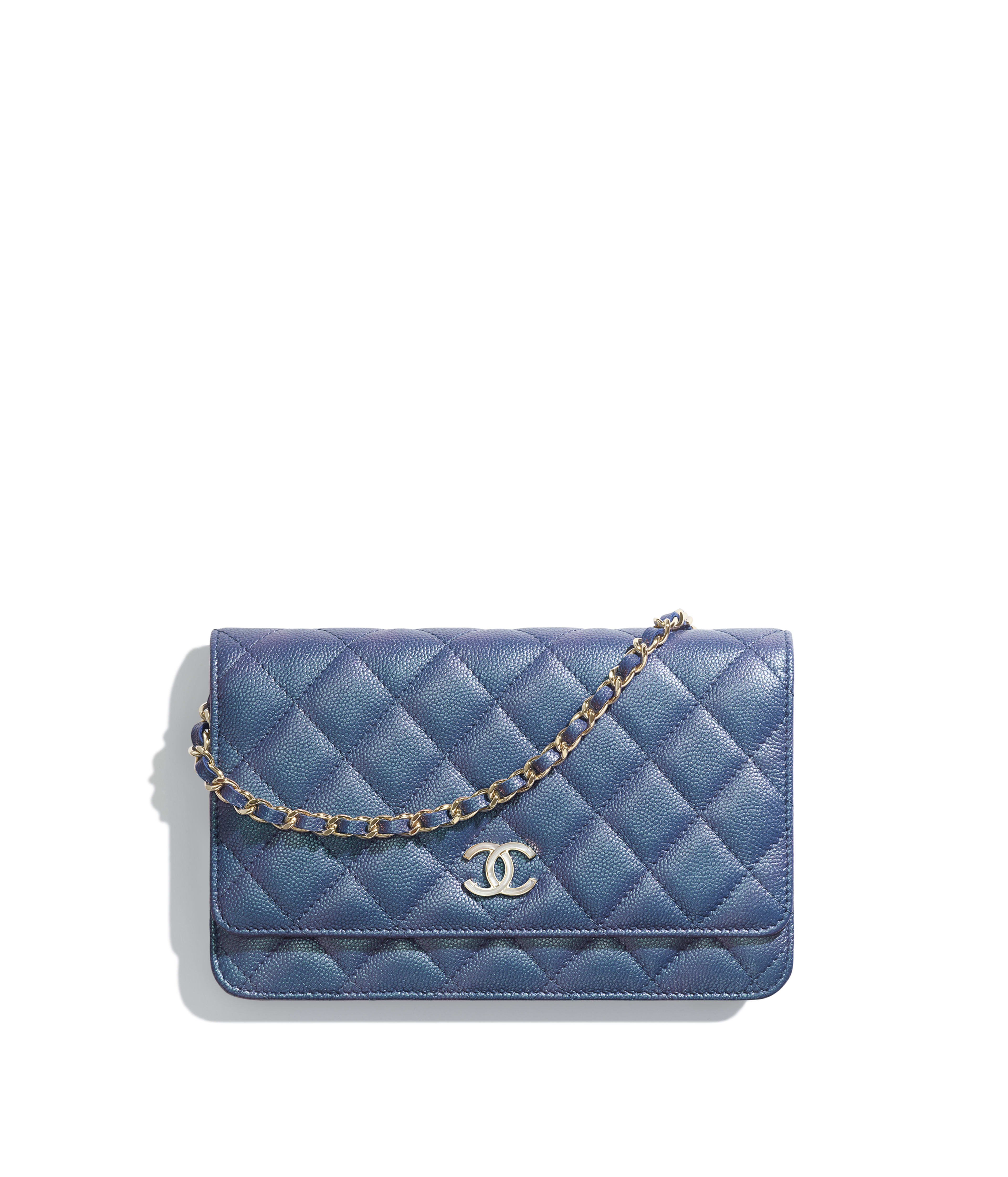 b2b256e8 Wallets on Chain - Small leather goods | CHANEL