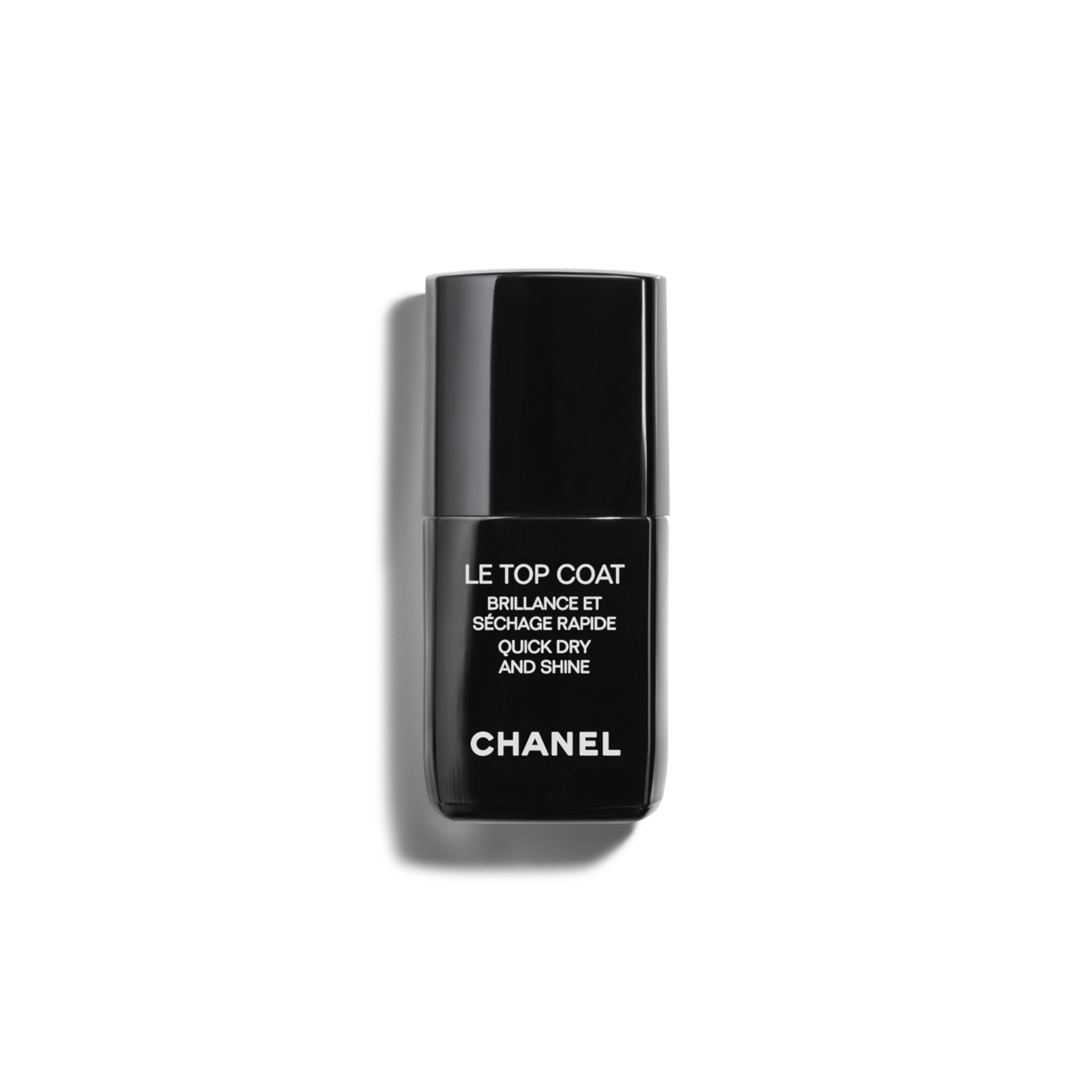 LE TOP COAT Quick Dry And Shine | CHANEL