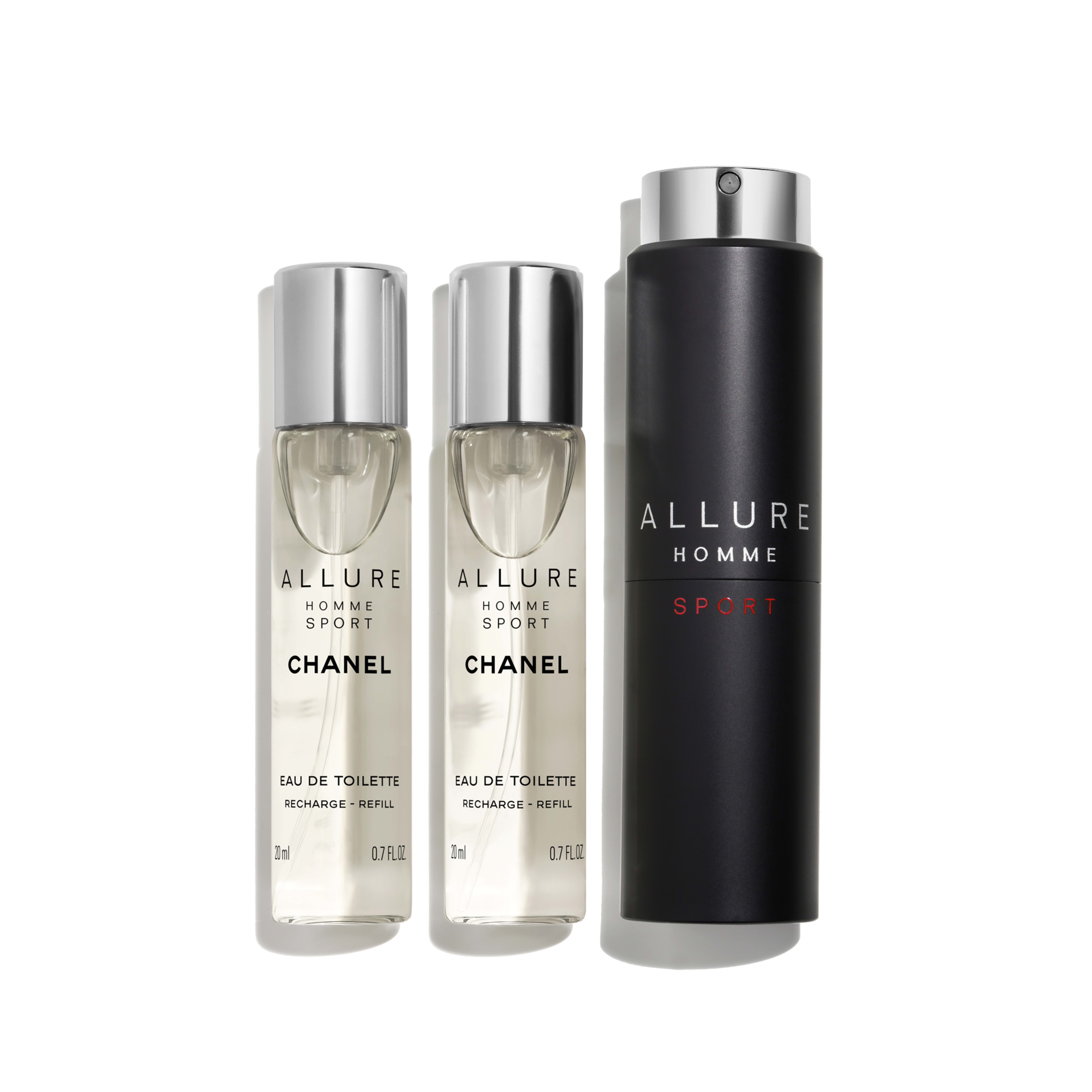 ALLURE HOMME SPORT - fragrance - 3x20ml - Default view