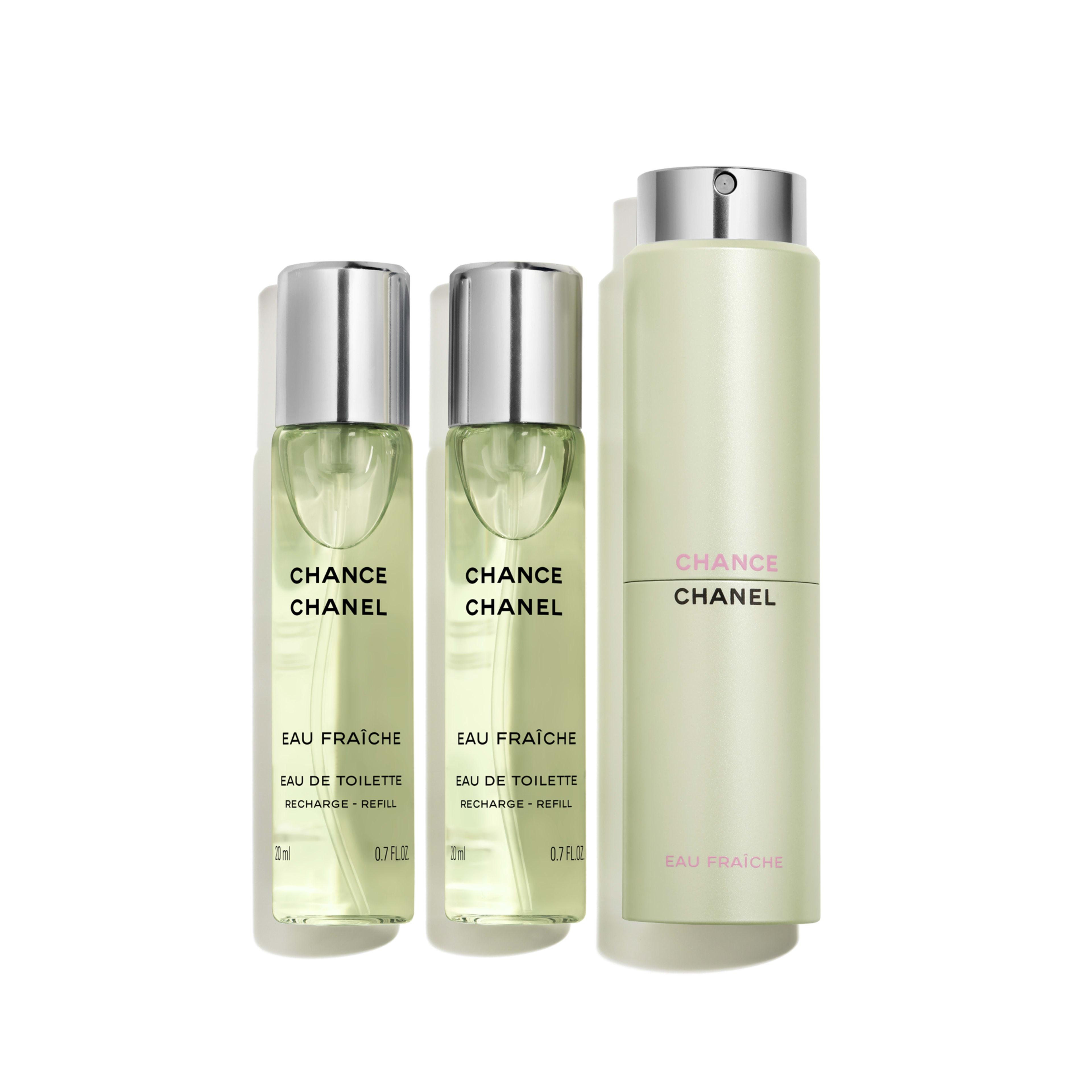 CHANCE EAU FRAÎCHE - fragrance - 3x20ml - Default view