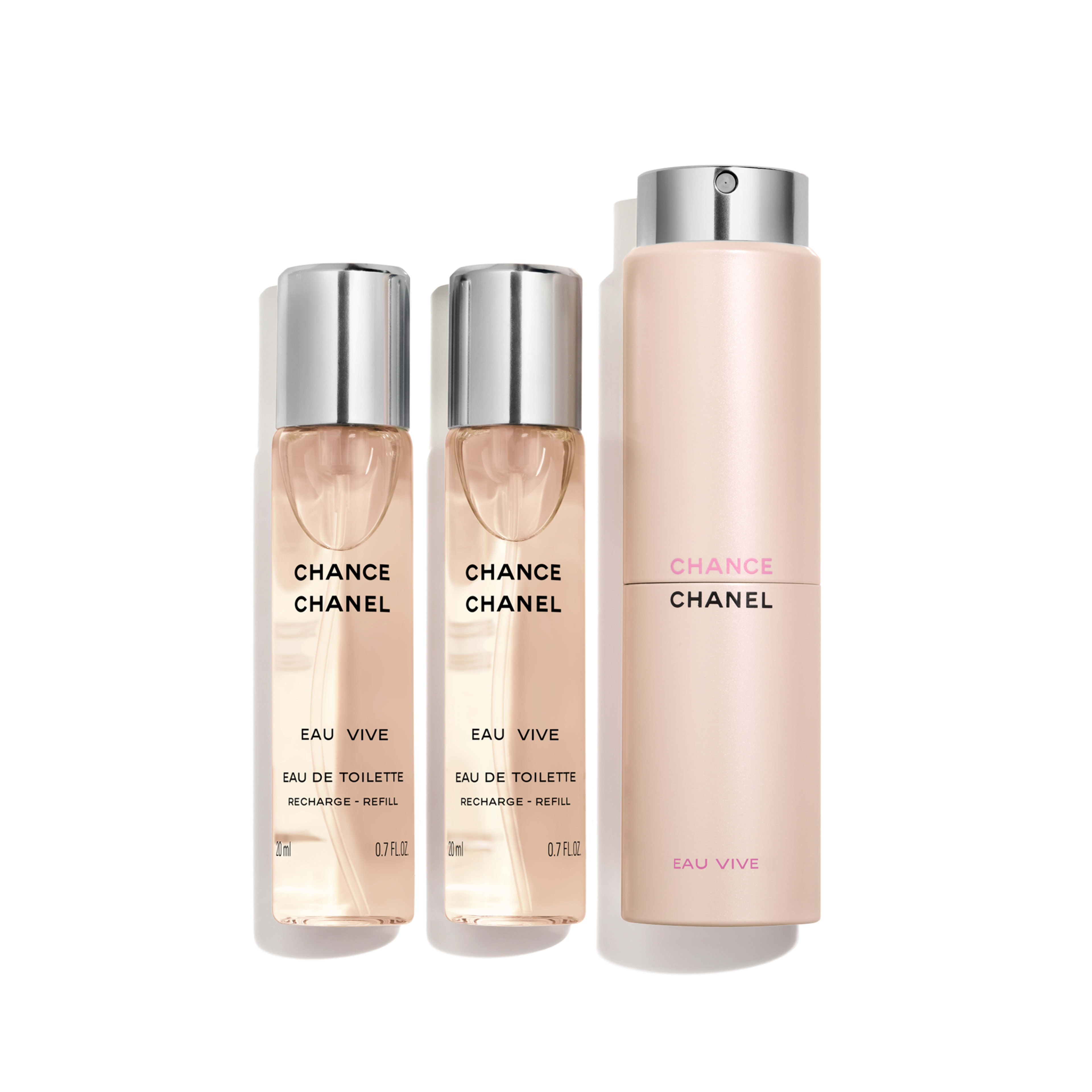 CHANCE EAU VIVE - fragrance - 3x20ml - Default view