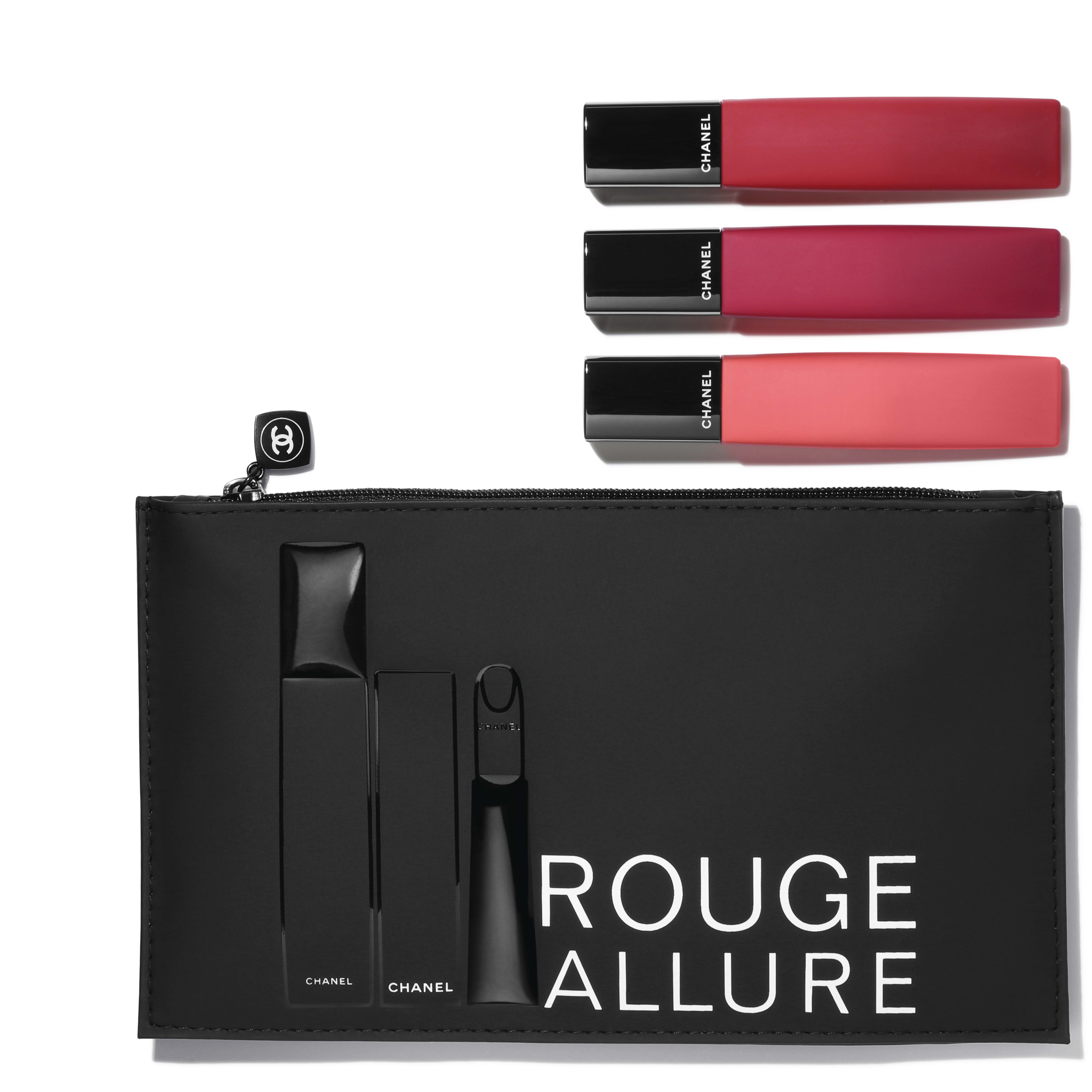 Rouge Allure Liquid Powder Set Chanel