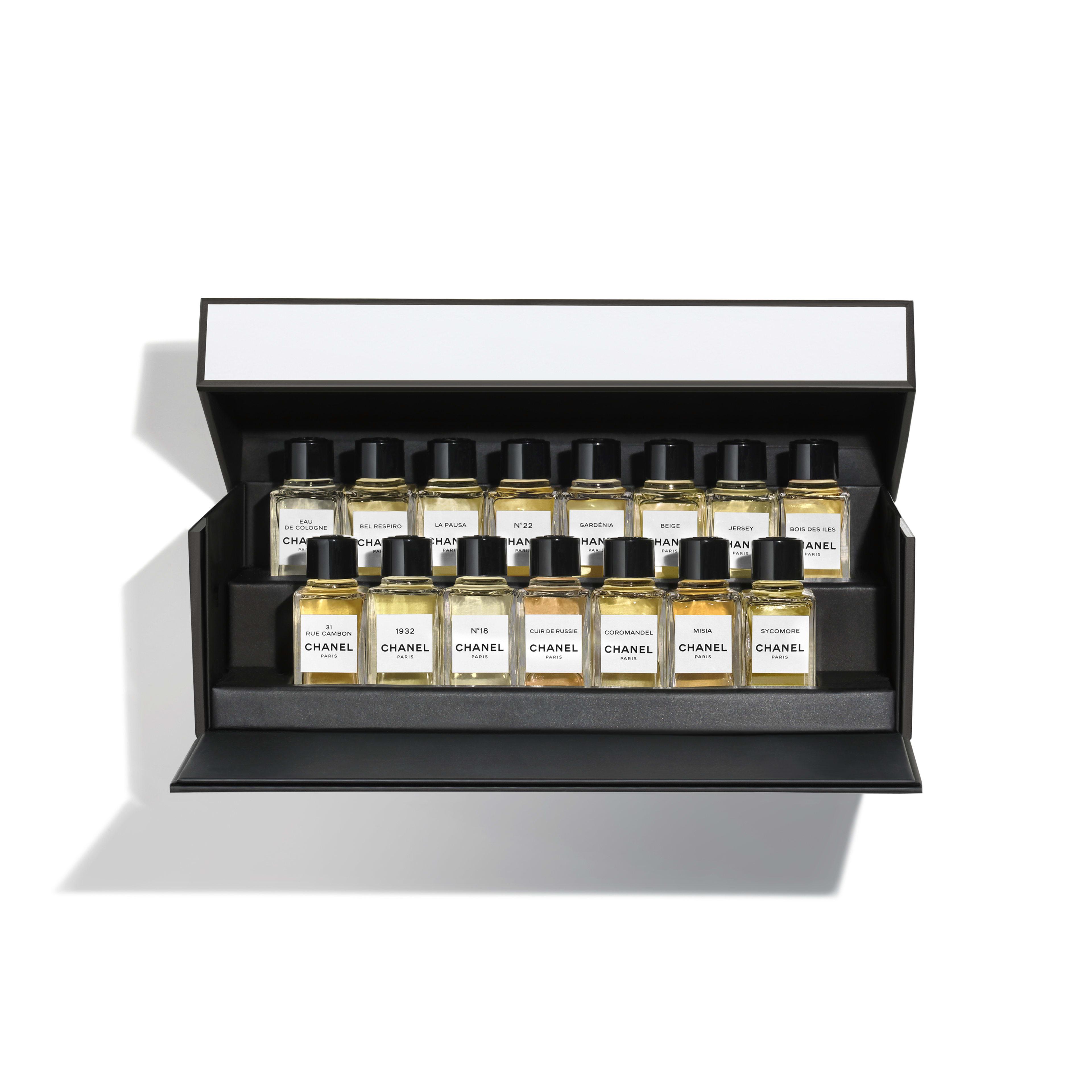 LES EXCLUSIFS DE CHANEL - fragrance - 15 x 0.12FL. OZ. - Default view