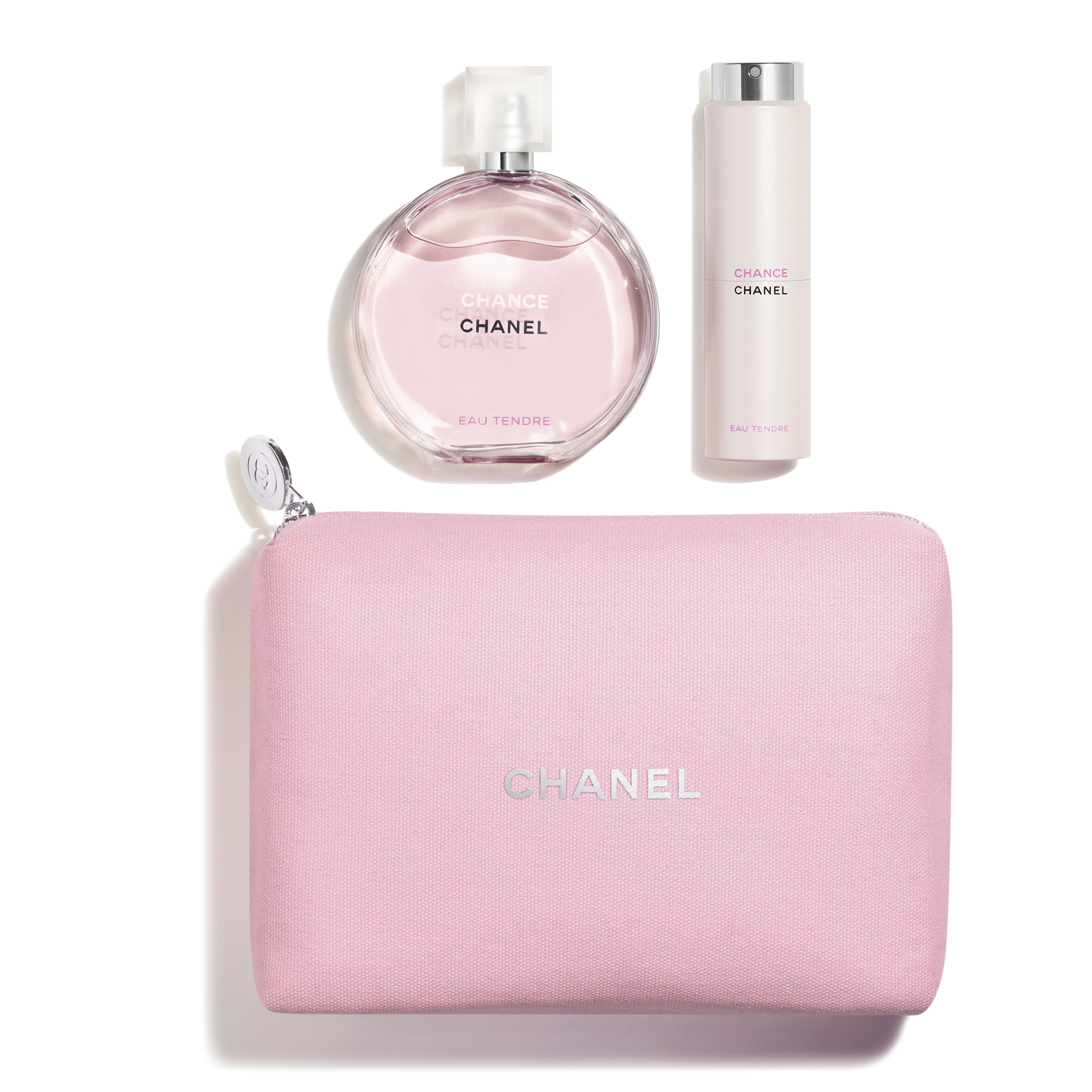 481c49f9ba3 CHANCE EAU TENDRE Eau de Toilette Travel Set