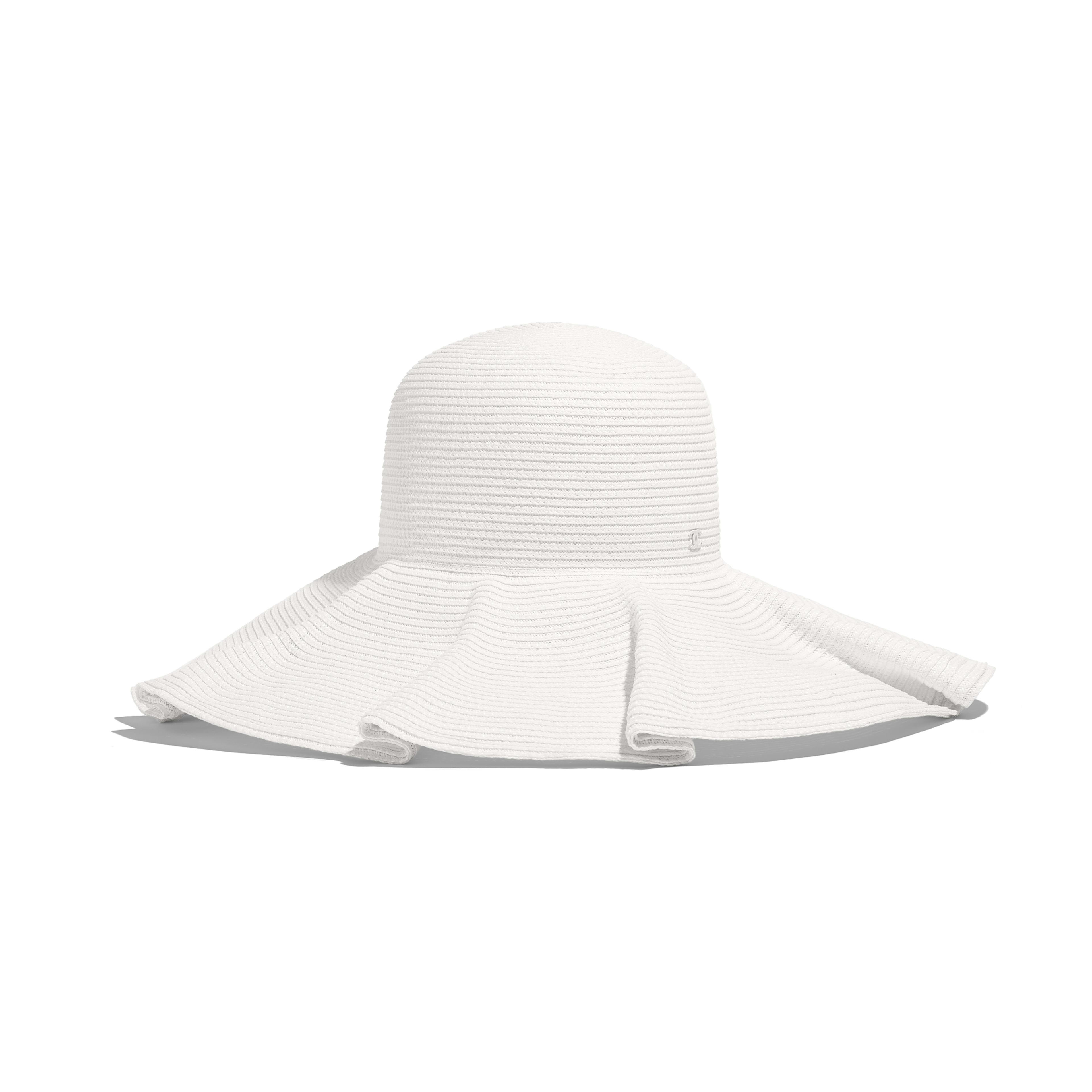 e9238577b8b Straw Ivory Hat