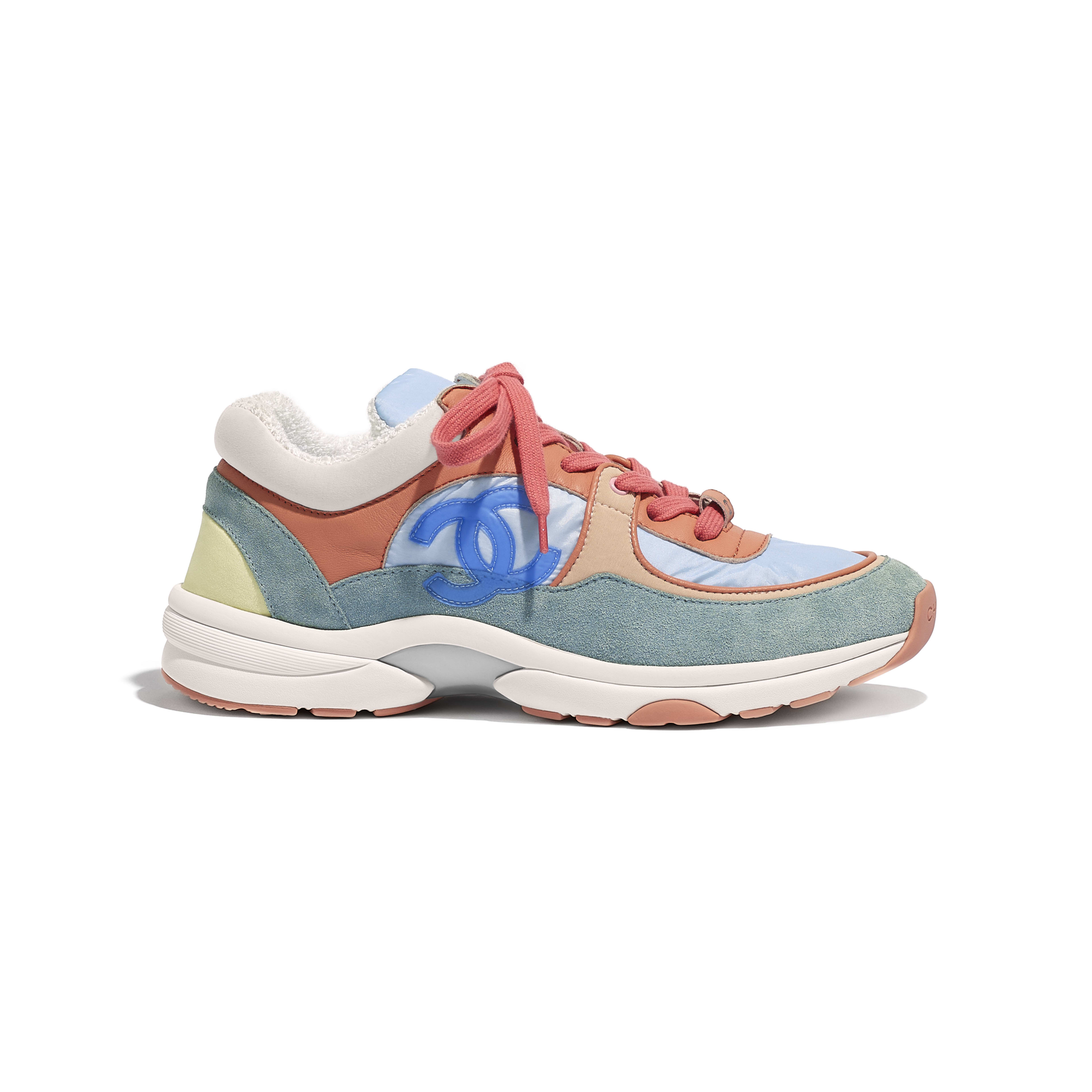1ad2923d9afbe Sneakers - Coral