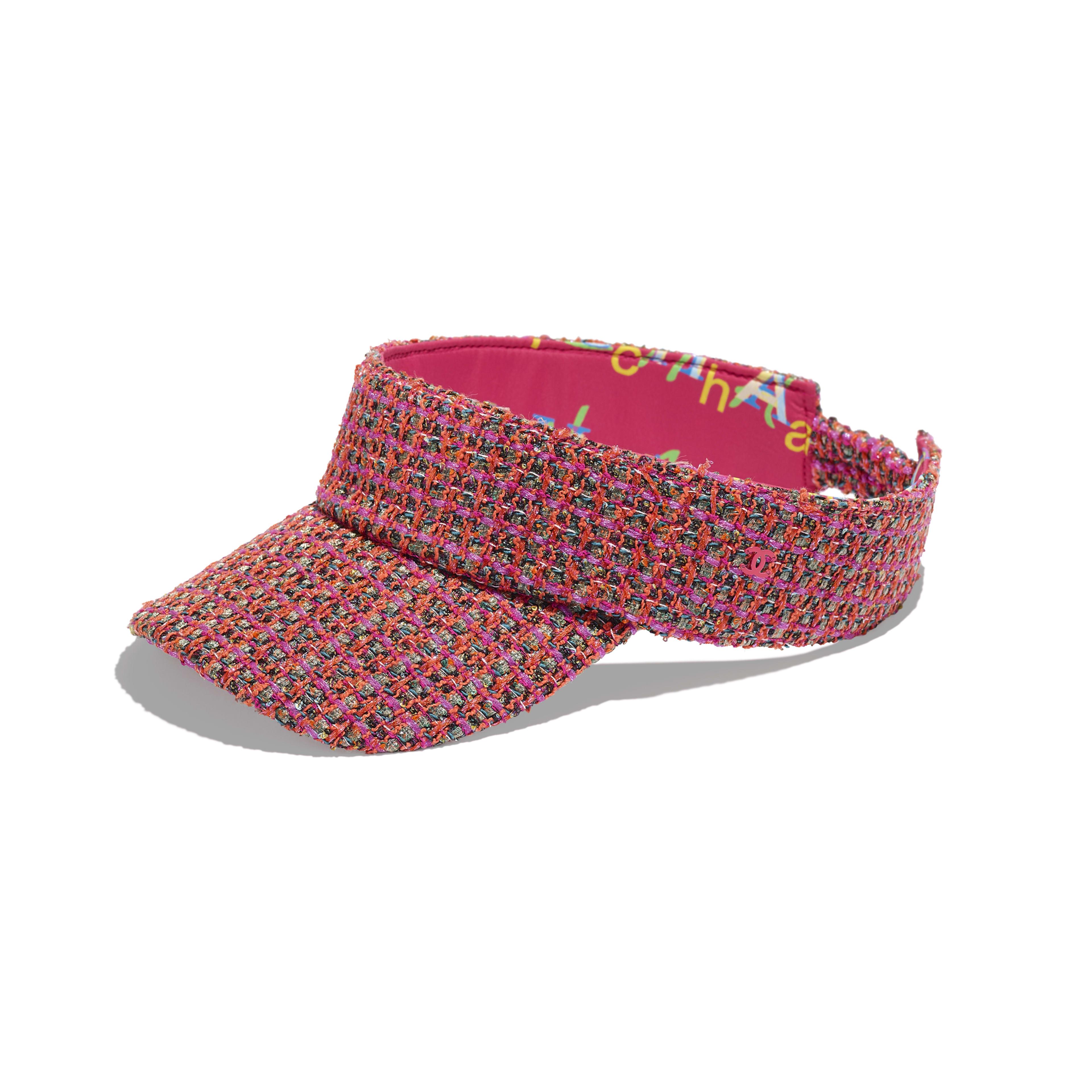 4c4e8684c08 Tweed   Mixed Fibers Pink