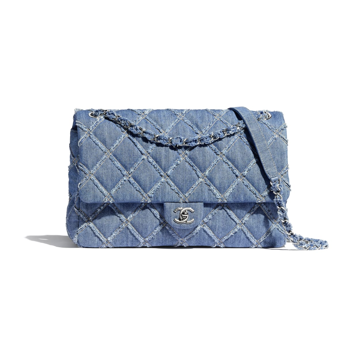 Large Flap Bag by Chanel, available on chanel.com for $3900 Kylie Jenner Bags Exact Product