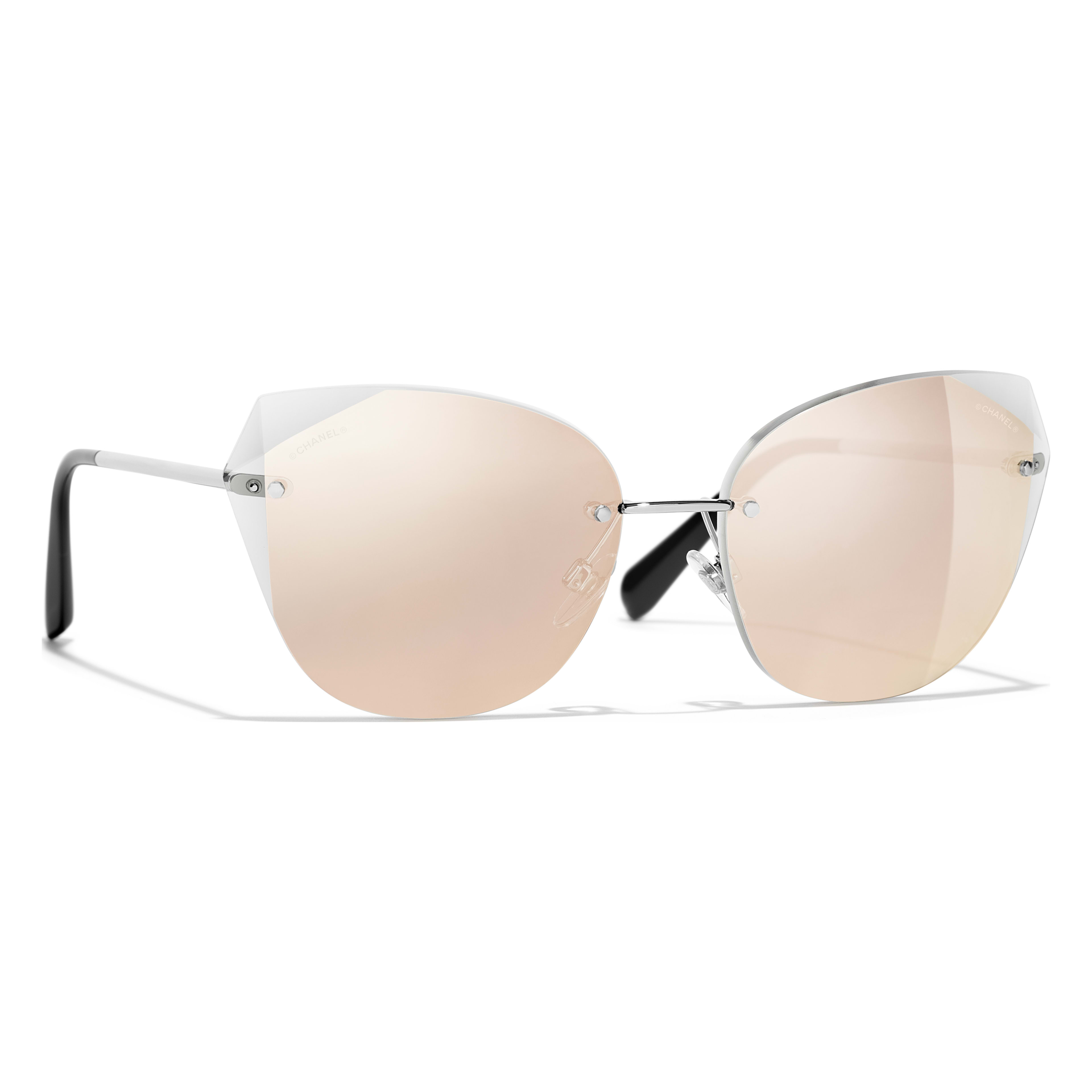 da2d52d9ef See other colors Silver frame. Silver   pink mirror lenses.