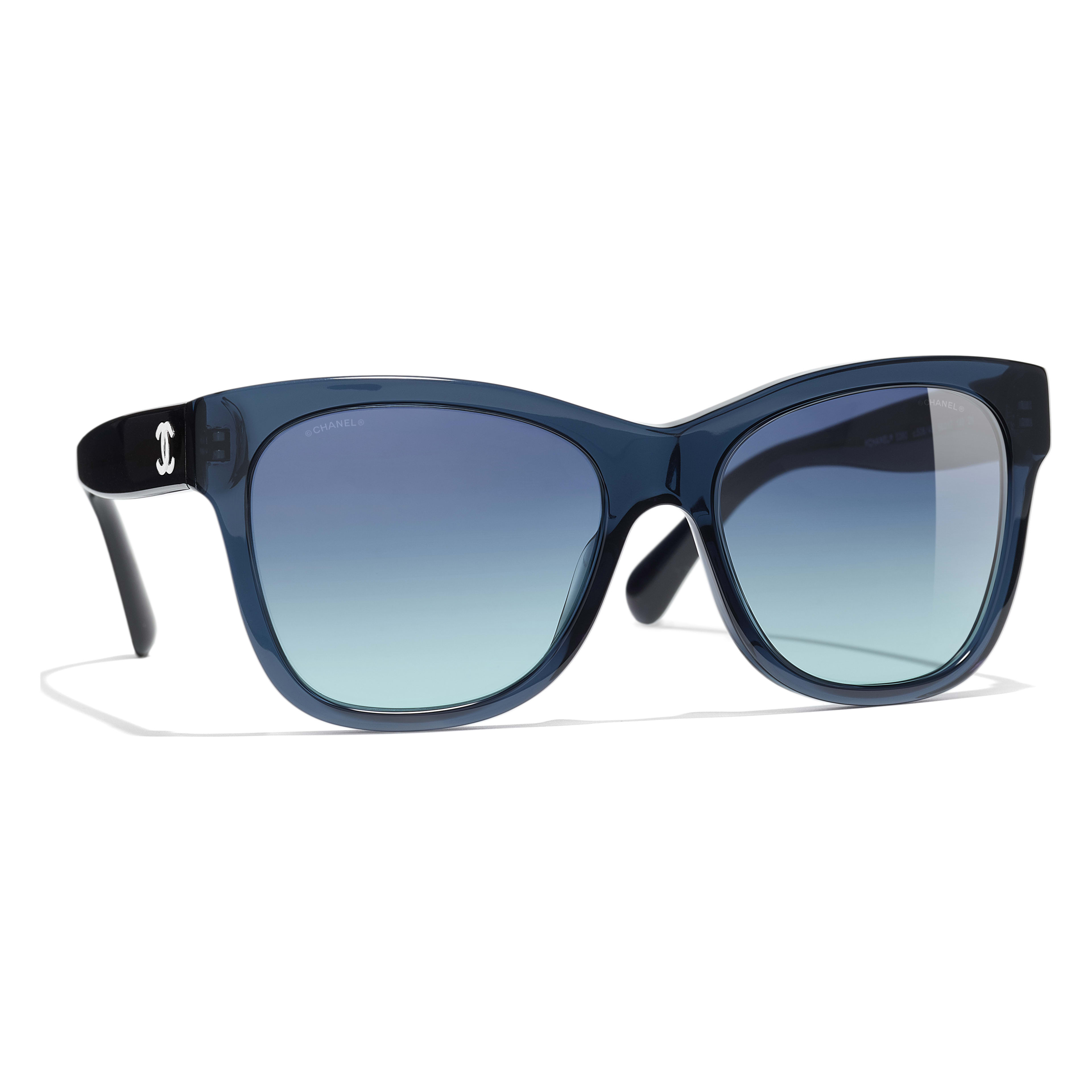 8fd01e58db5ff See other colors Blue frame. Blue gradient lenses.