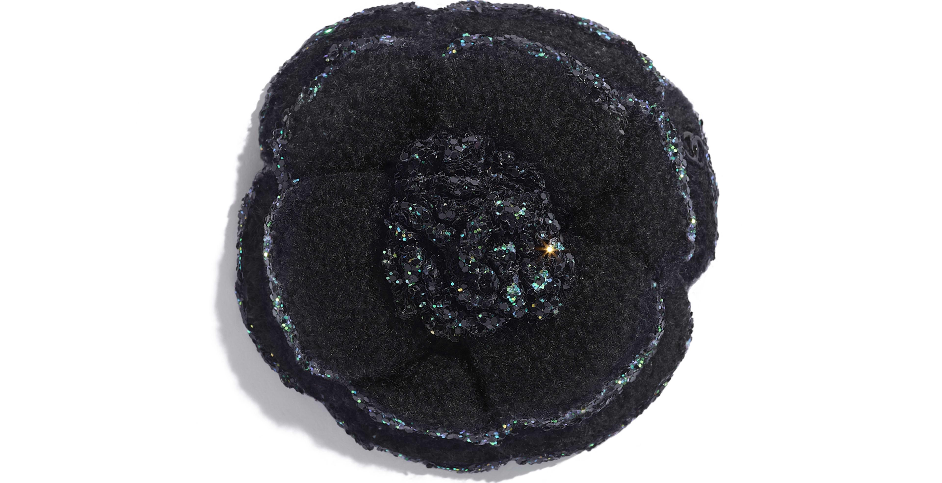 Tweed Black