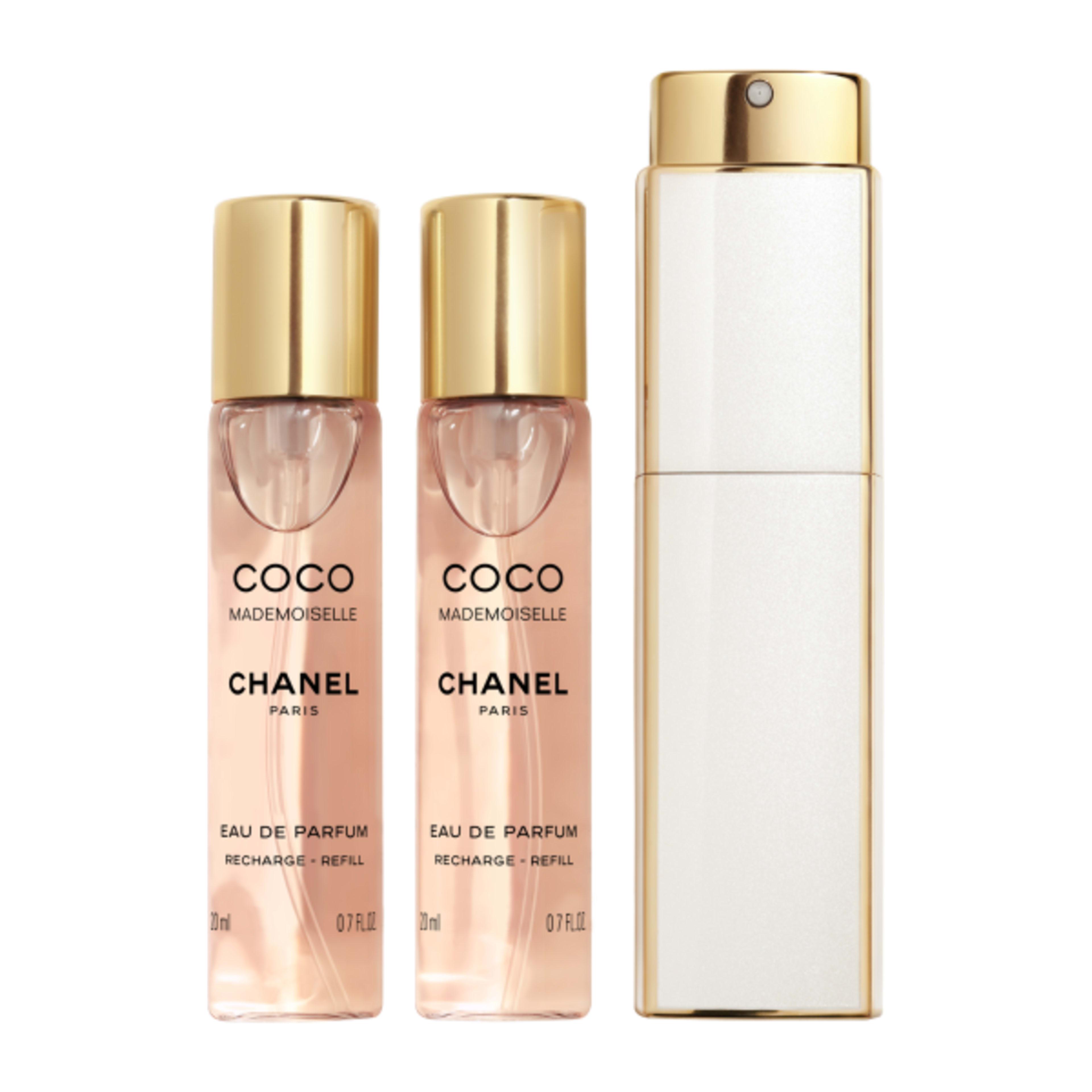 c7ac3292682244 COCO MADEMOISELLE. Eau de Parfum Twist And Spray - 3 x ...